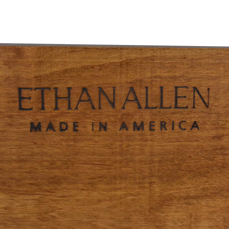 Ethan Allen Legacy King Sleigh Bed Ethan Allen