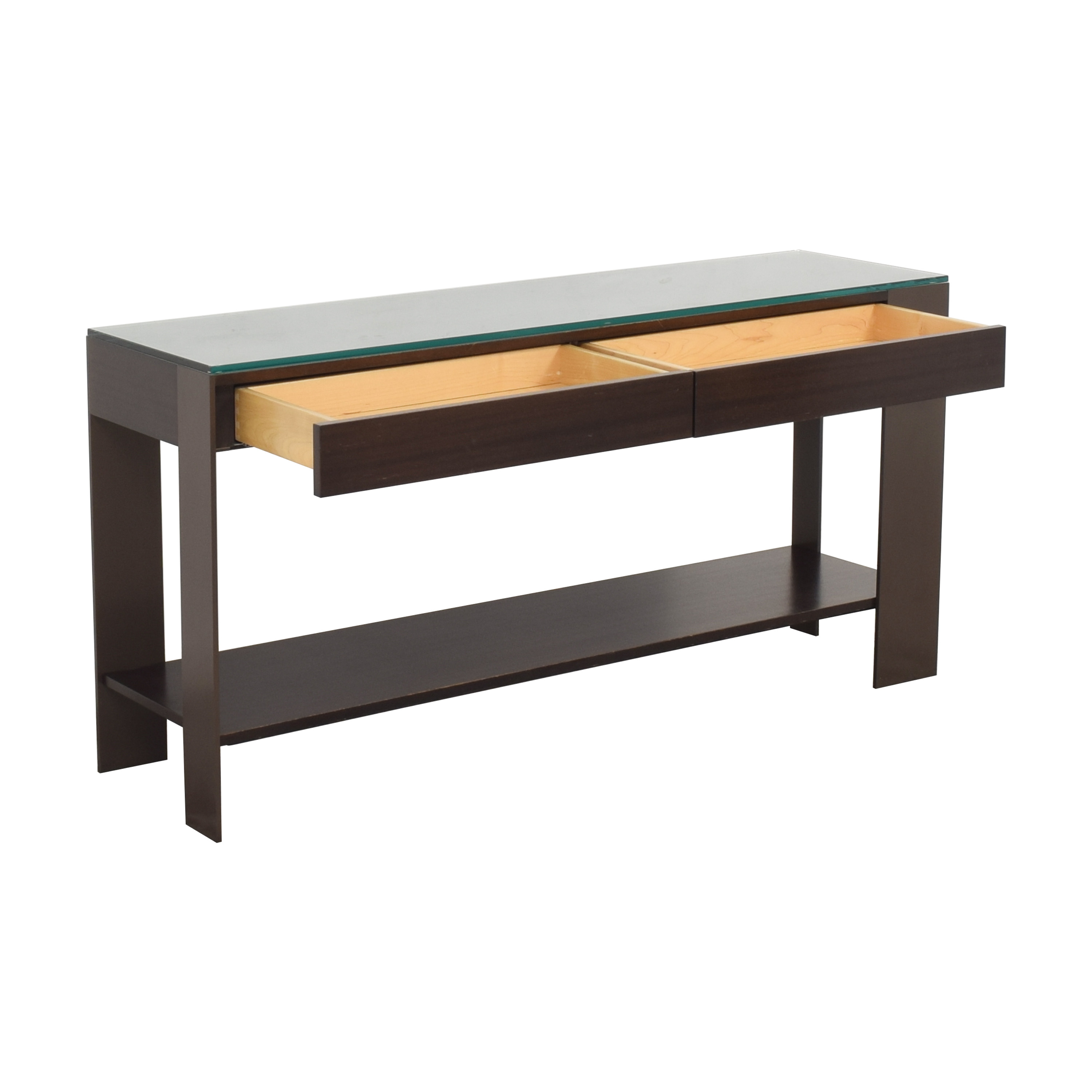 buy Antoine Proulx Console with Shelf Antoine Proulx Accent Tables