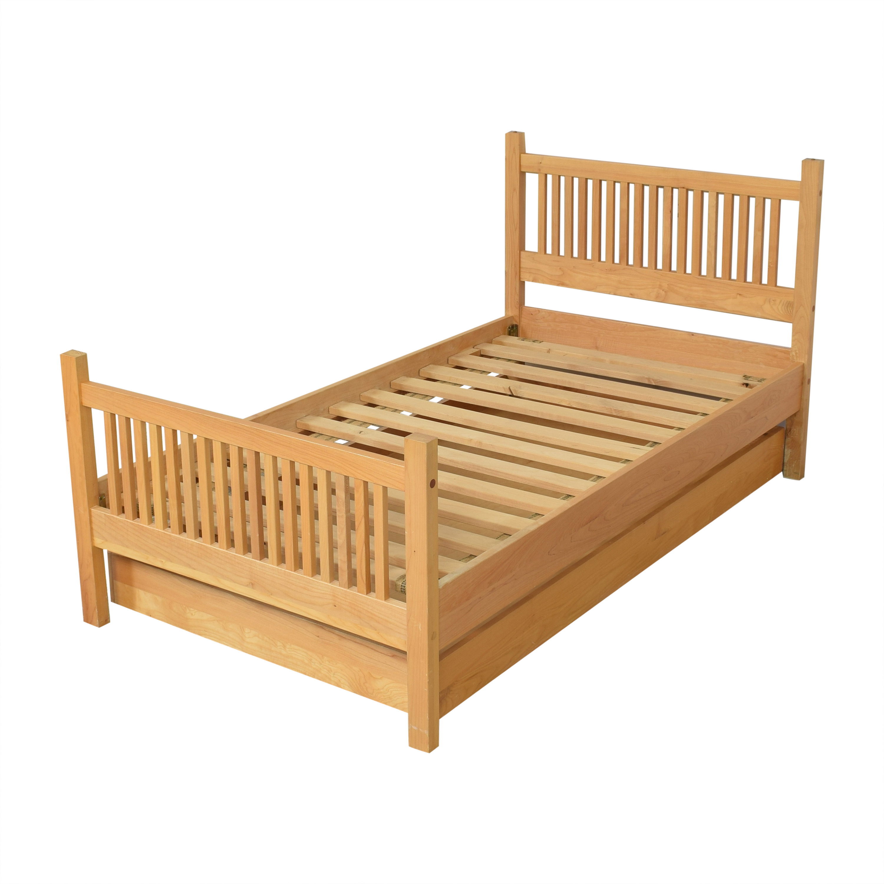 Room & Board Room & Board Riley Twin Bed with Trundle price