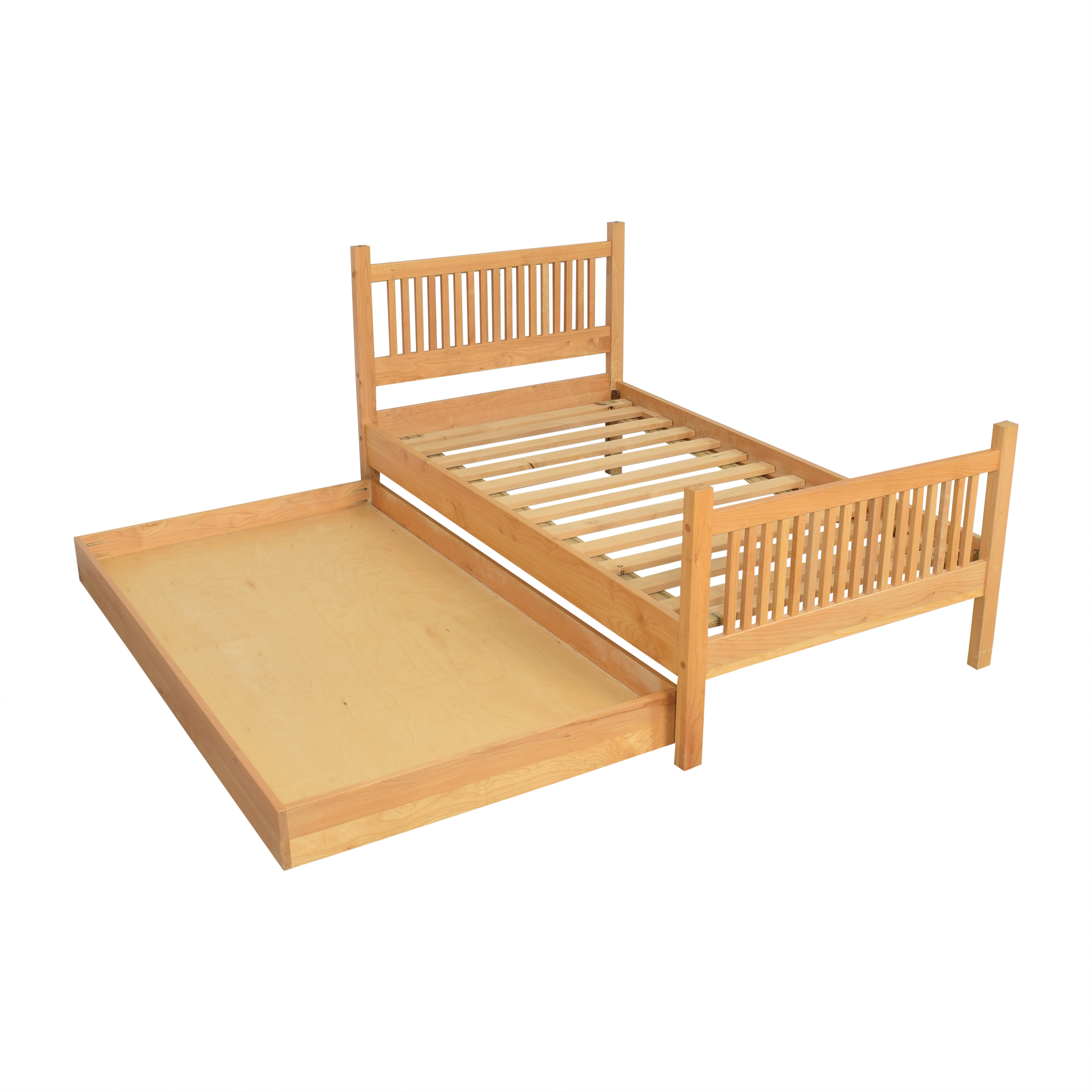 Room & Board Room & Board Riley Twin Bed with Trundle for sale