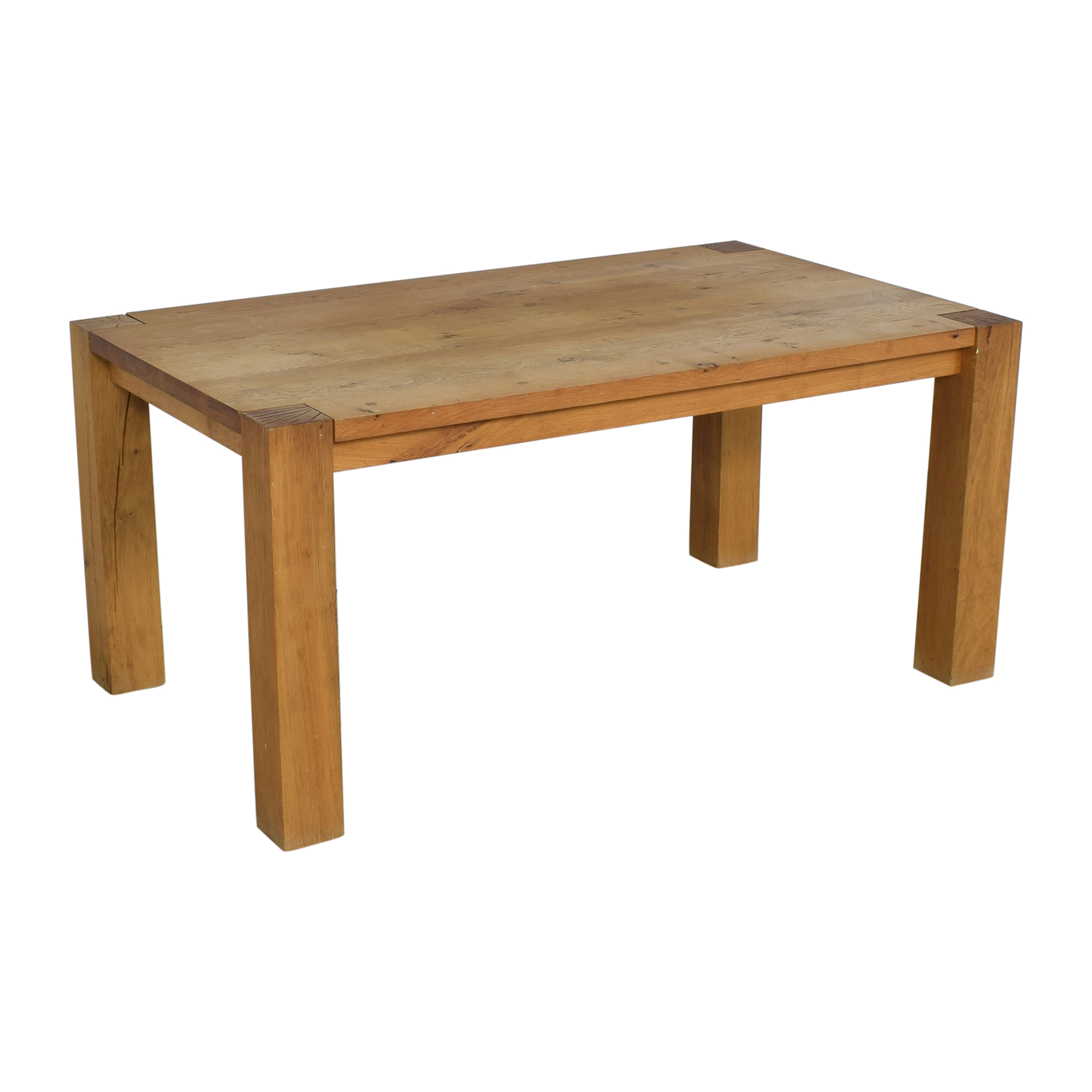 Crate & Barrel Big Sur Dining Table / Tables