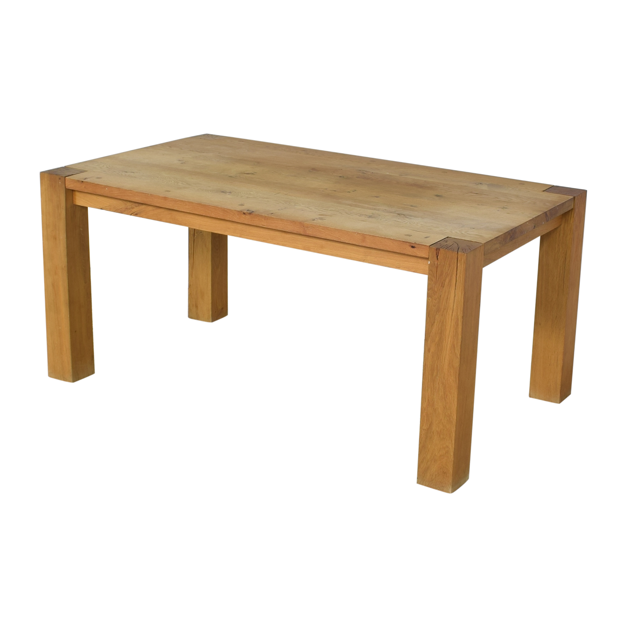 buy Crate & Barrel Big Sur Dining Table Crate & Barrel