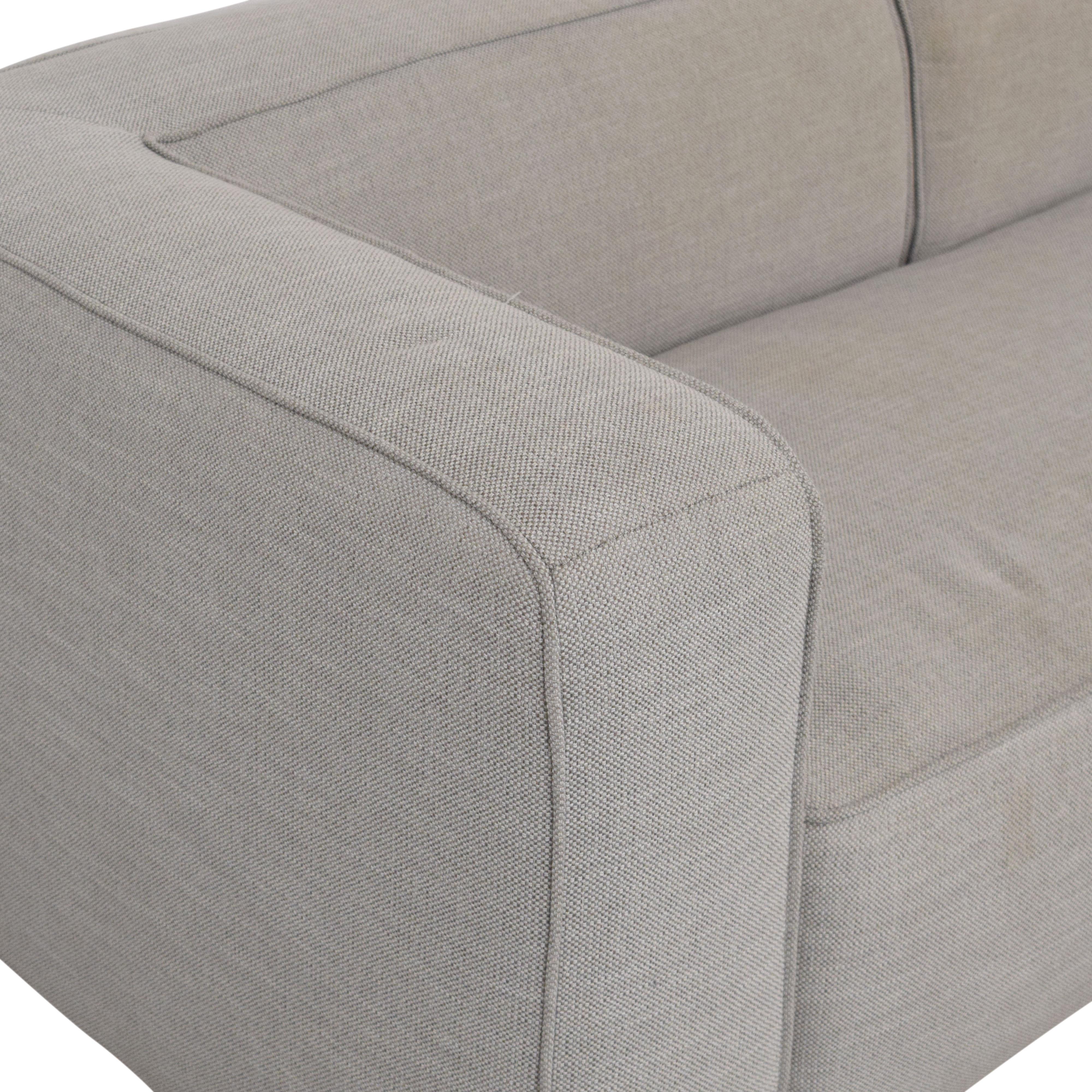 CB2 CB2 Lenyx Sofa price