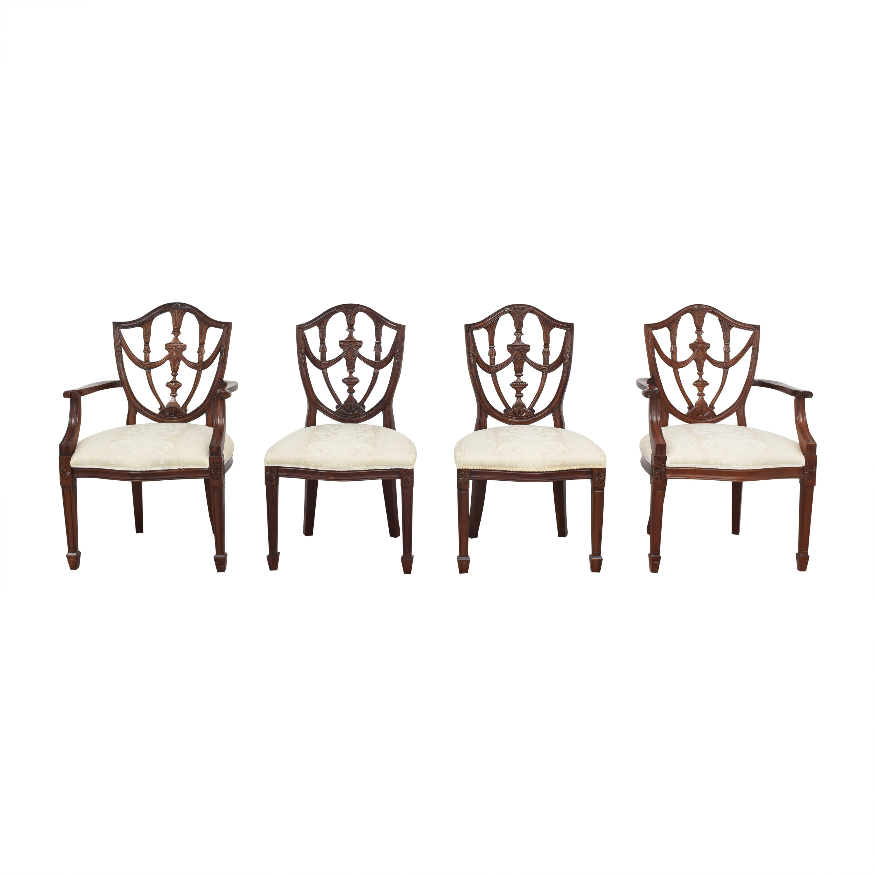 Prince of Wales Style Dining Chairs Chairs