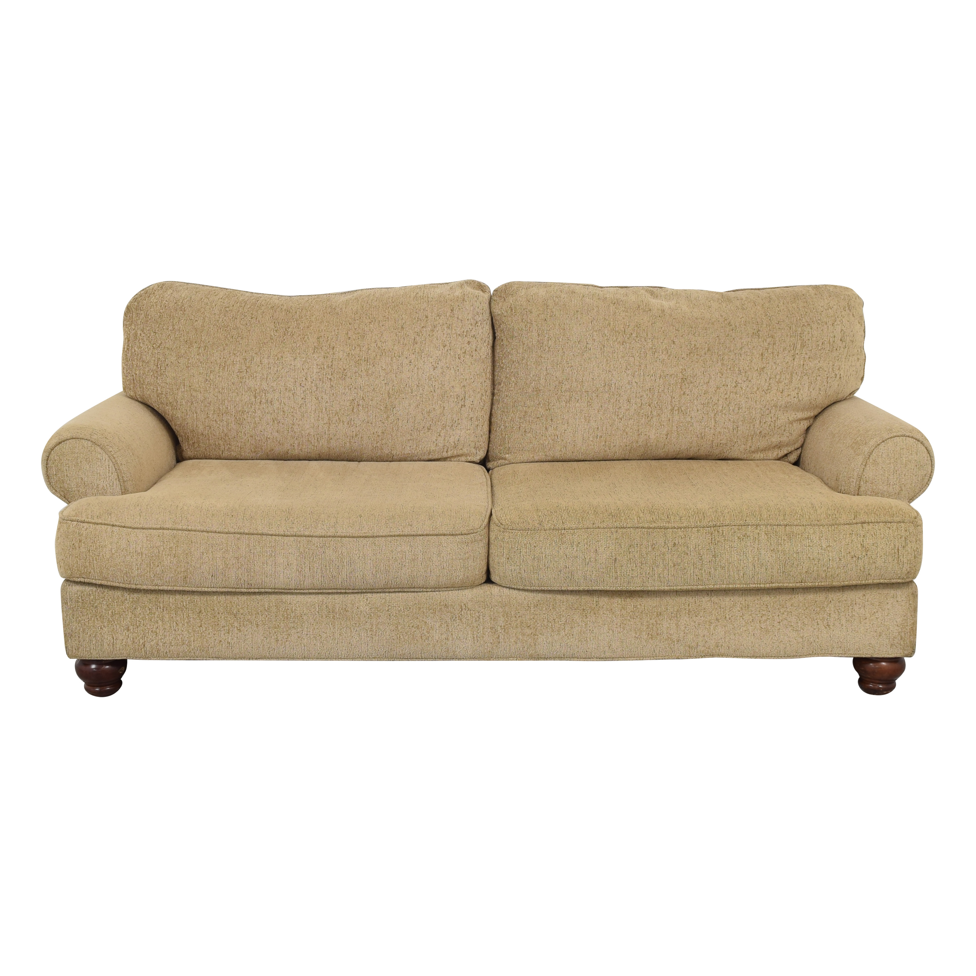 Raymour & Flanigan Raymour & Flanigan Beige Sofa Sofas