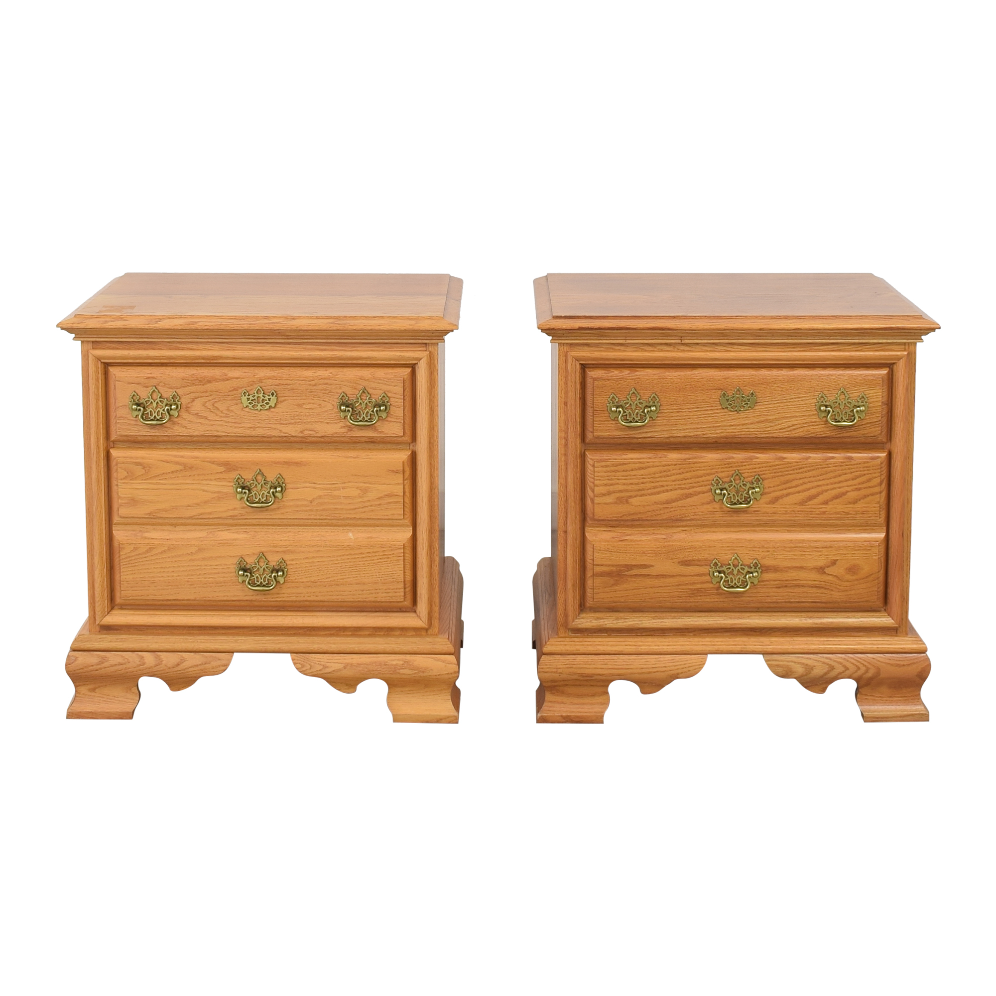 buy Masterfield Furniture Two Drawer End Tables Masterfield Furniture Tables