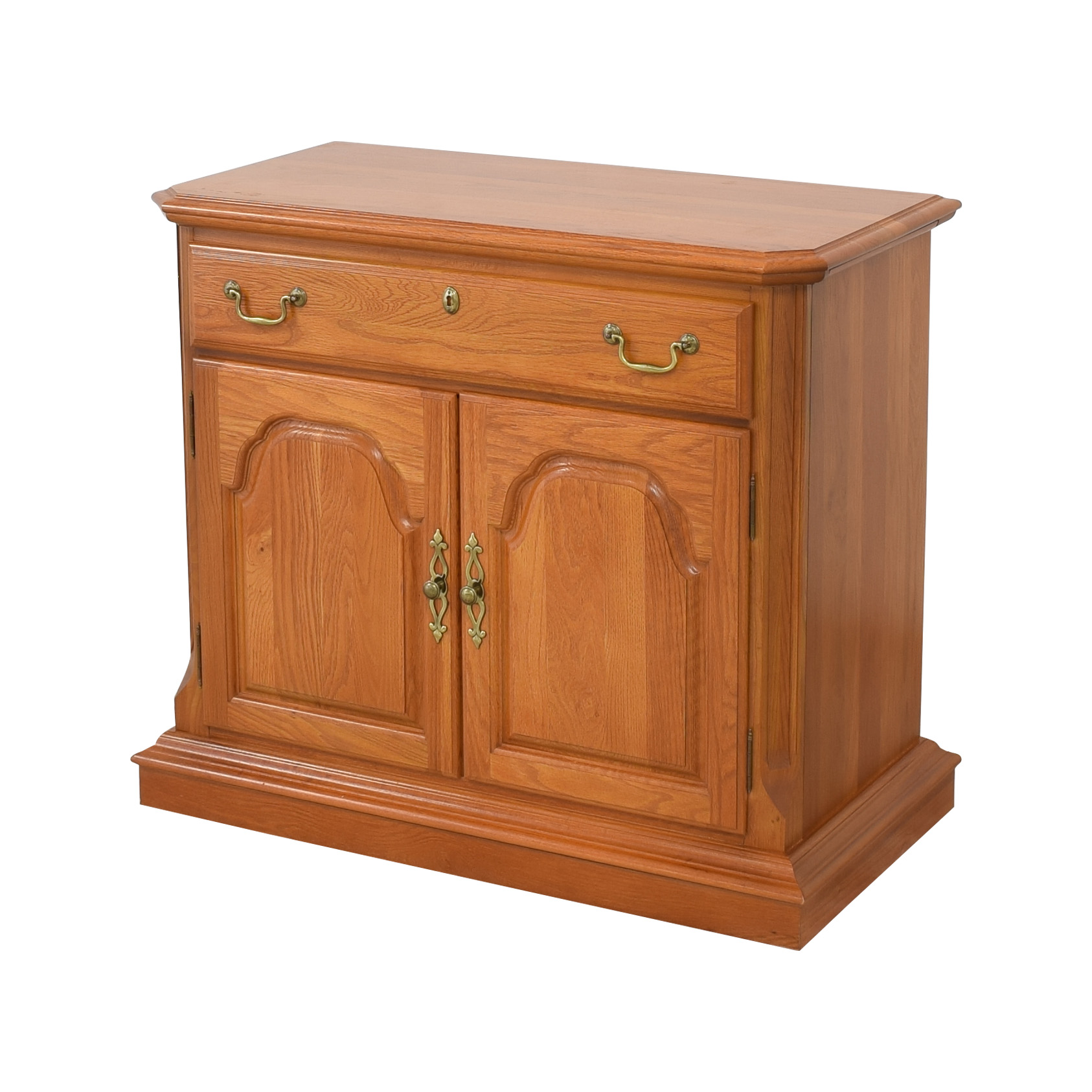 Sumter Cabinet Co. Sumter Cabinet Company Bar Cart Buffet Sideboard dimensions