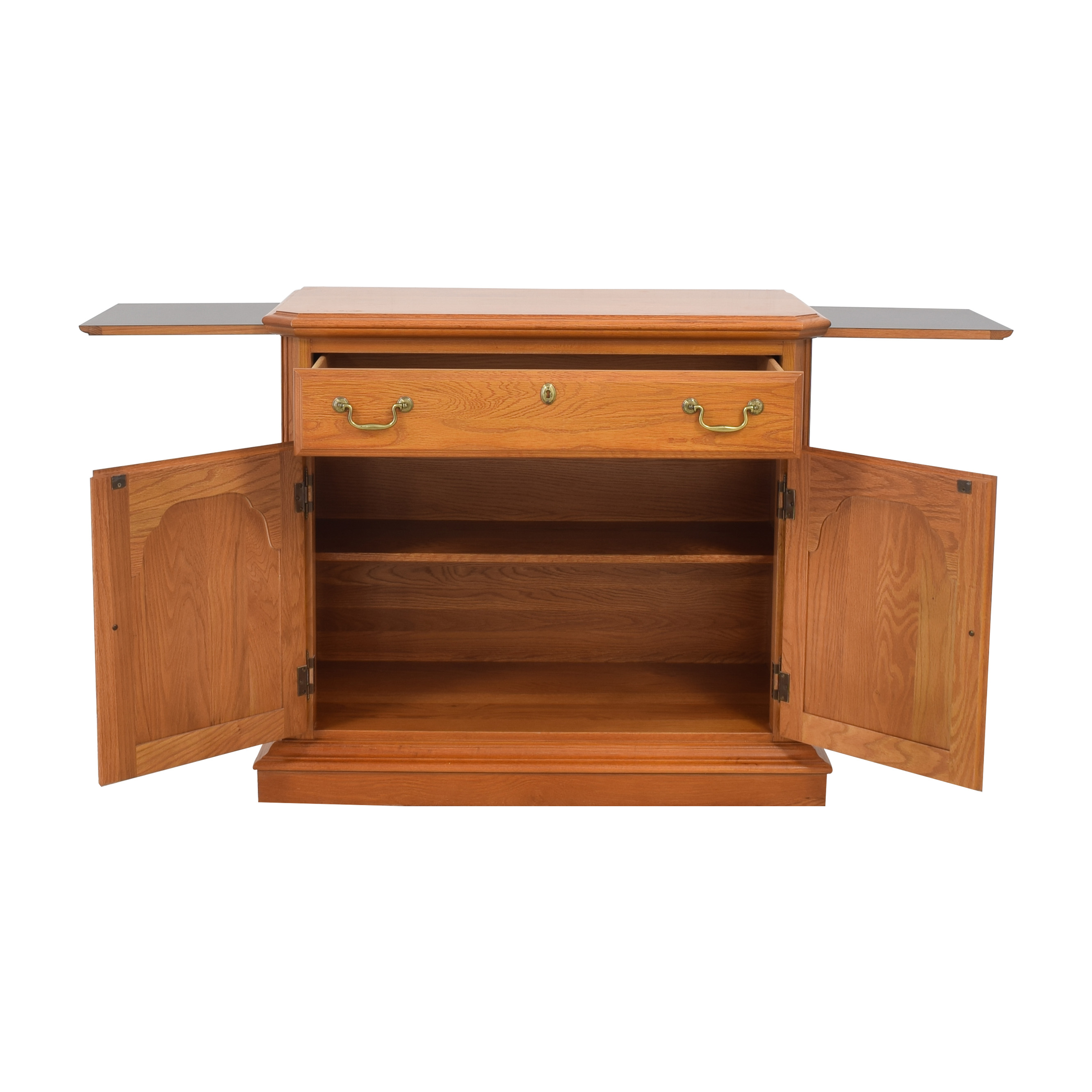 Sumter Cabinet Co. Sumter Cabinet Company Bar Cart Buffet Sideboard