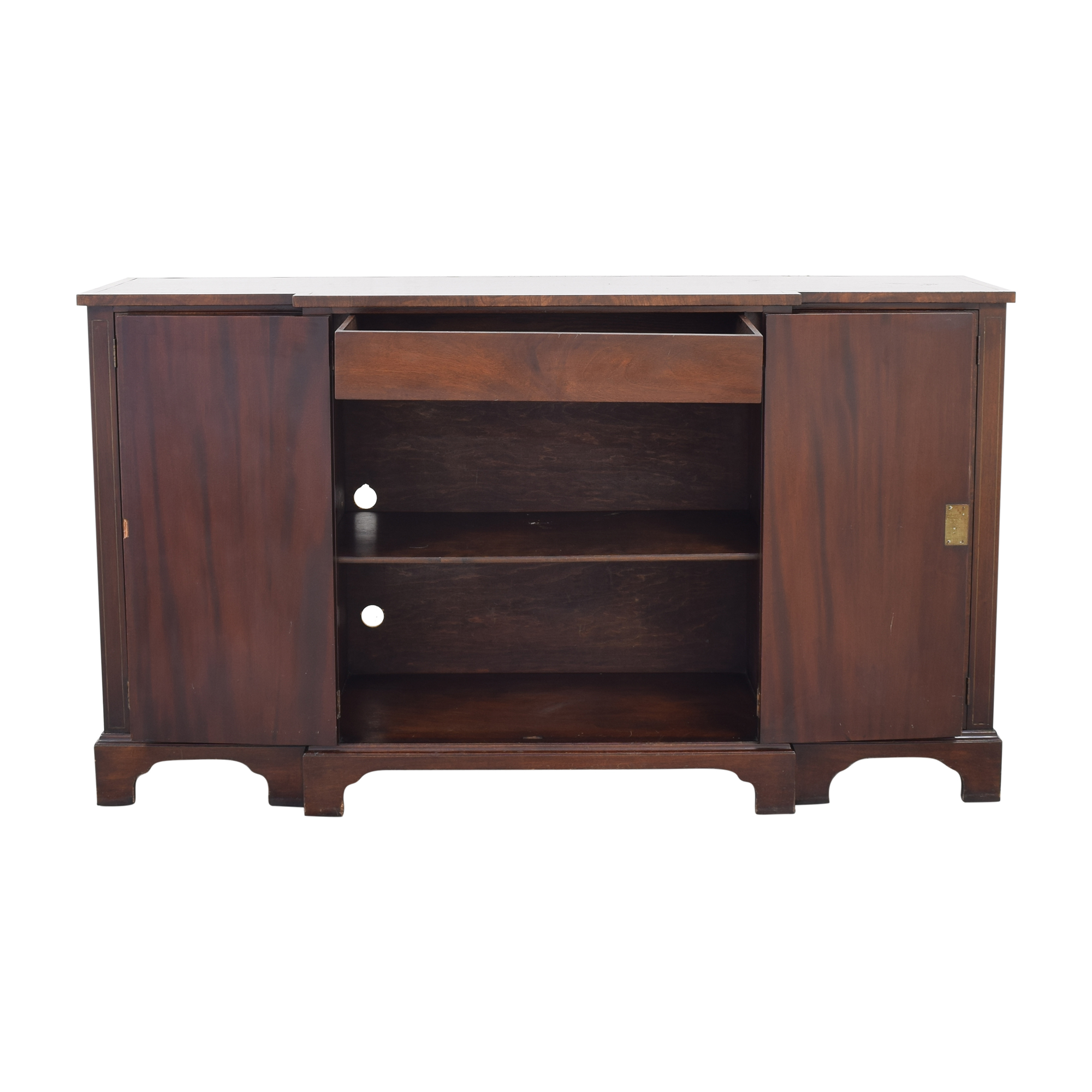 buy Vintage Sideboard with Lock and Key
