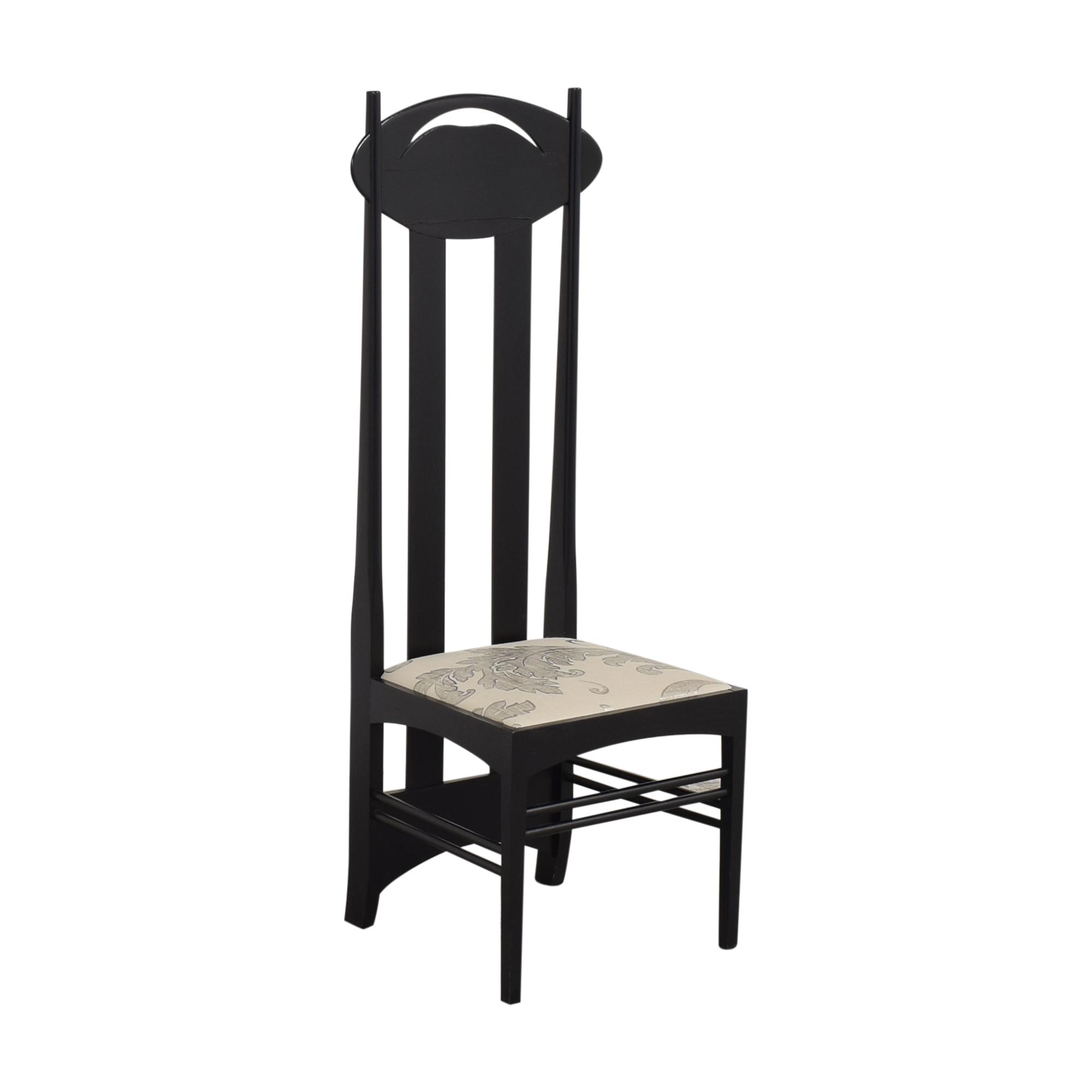 Cassina Cassina Mackintosh Argyle Chair Chairs