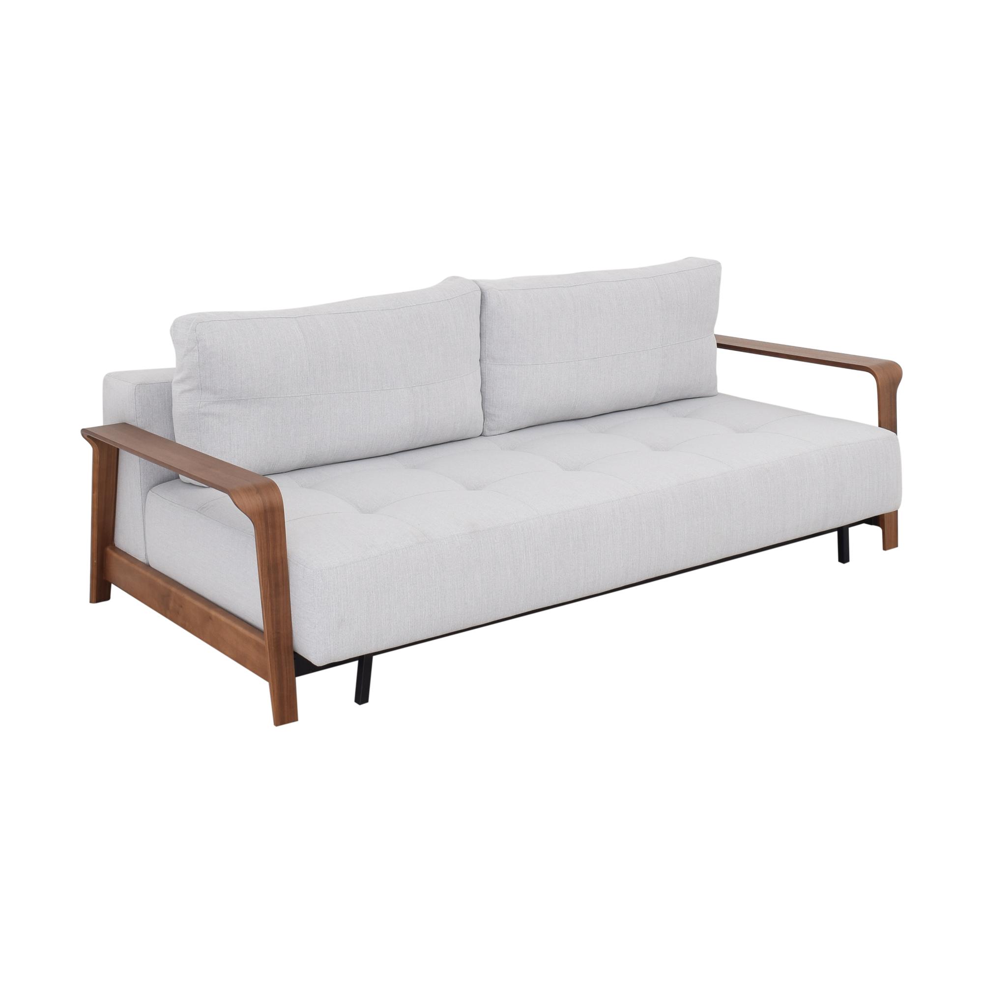 shop Innovation Living Ran Deluxe Sofa Bed Innovation Living Sofas
