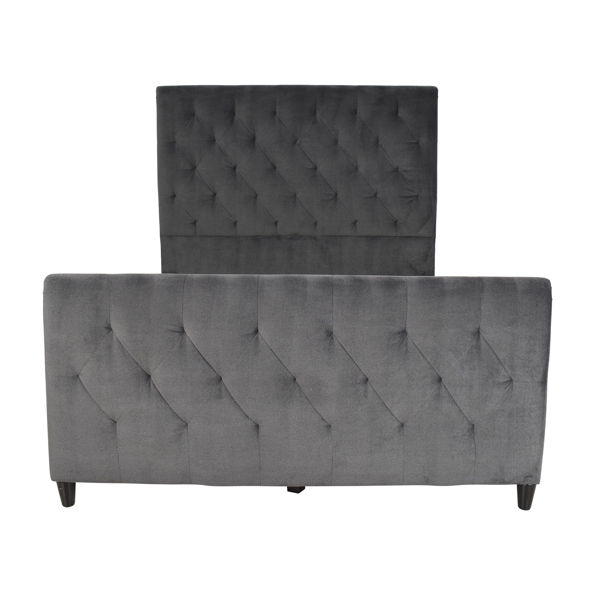 shop Macy's Macy's Upholstered Queen Bed online