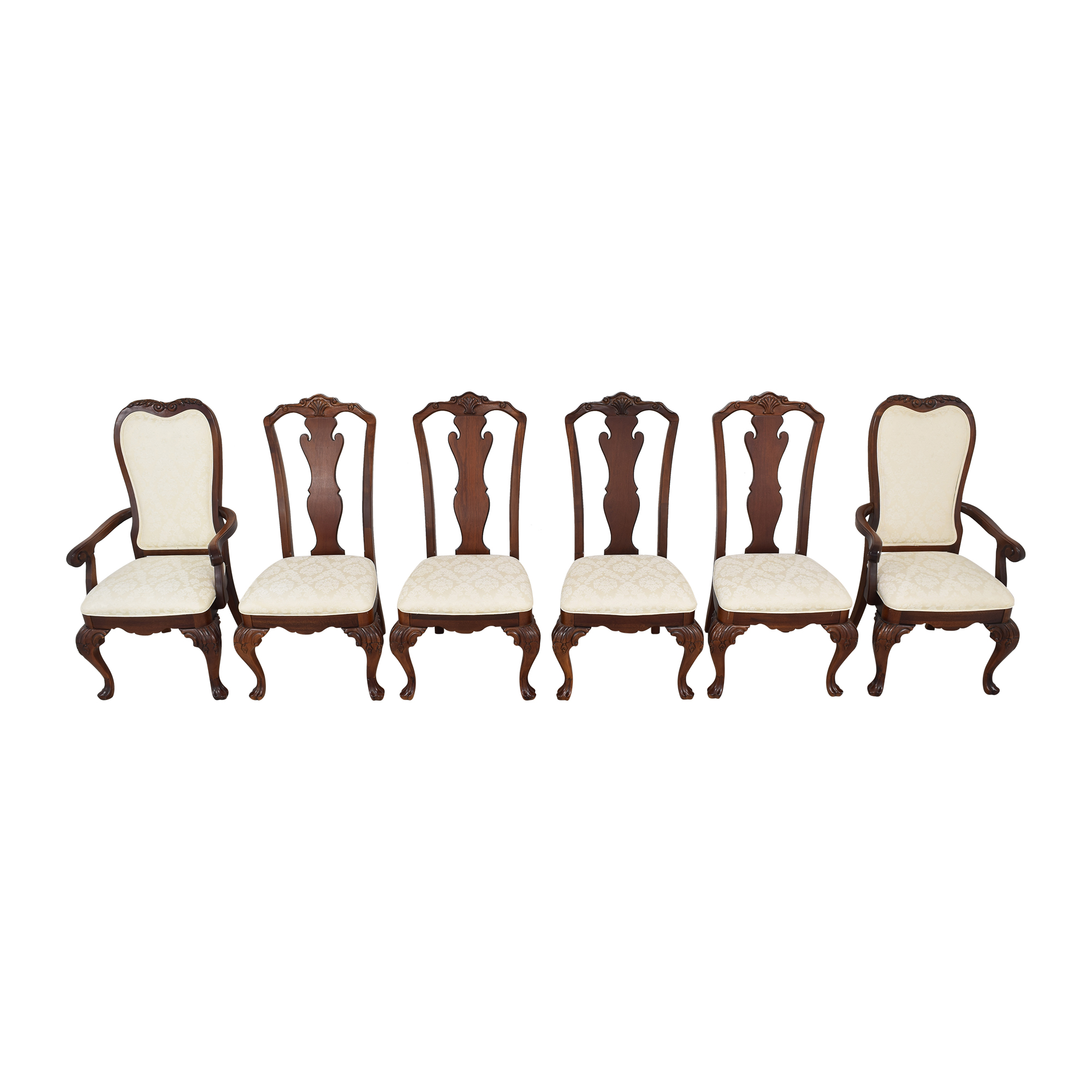 Thomasville Thomasville Upholstered Dining Chairs pa