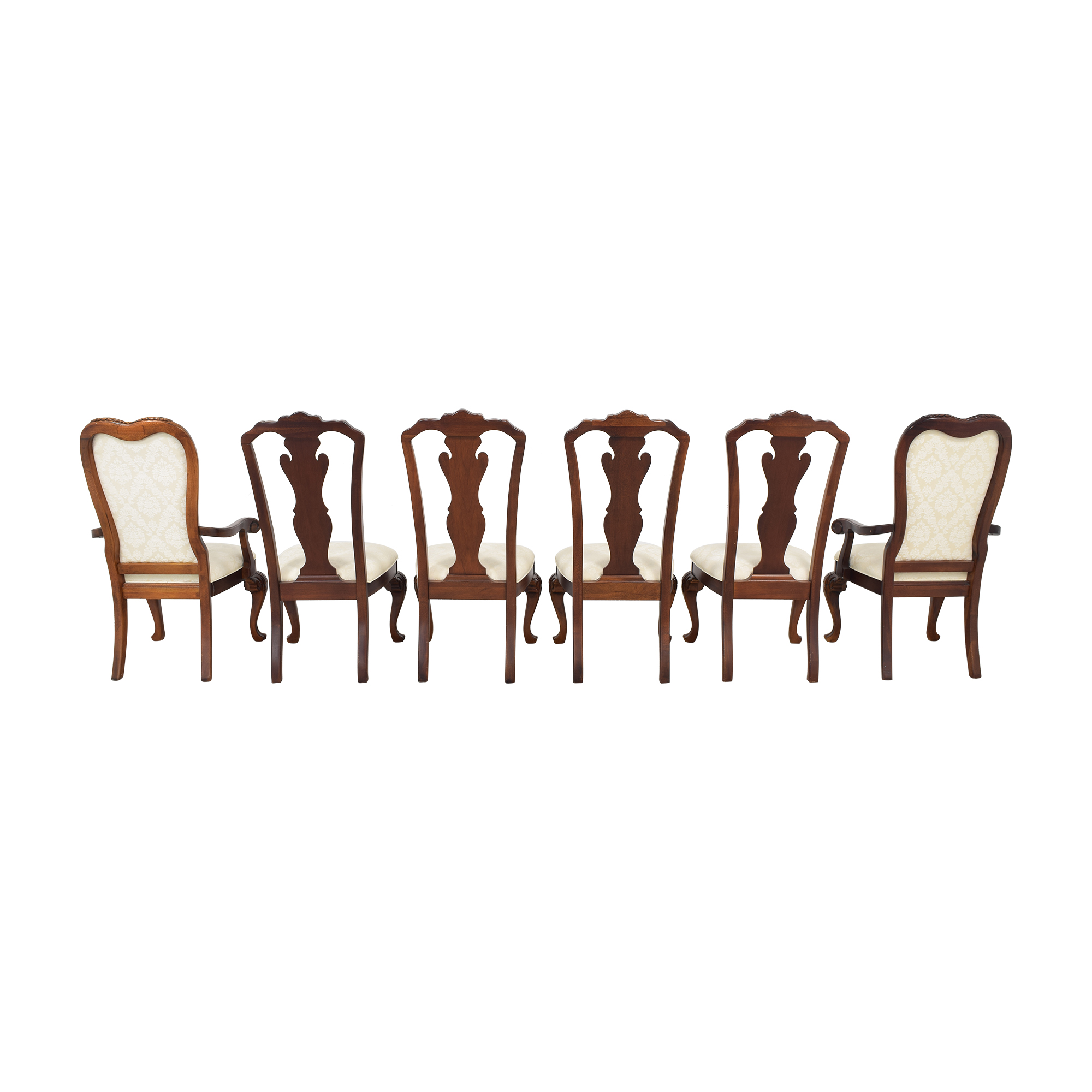 shop Thomasville Upholstered Dining Chairs Thomasville Dining Chairs
