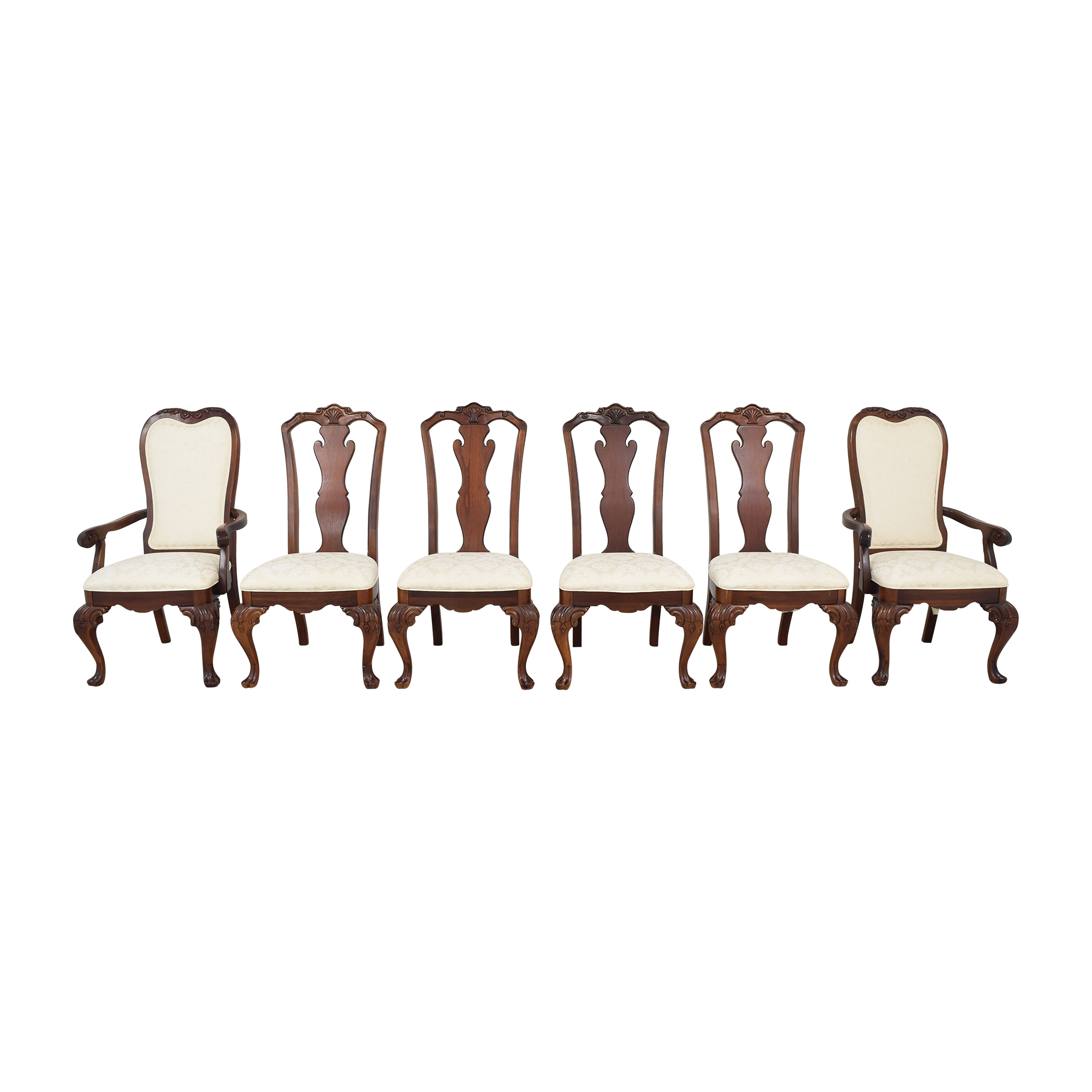 Thomasville Thomasville Upholstered Dining Chairs used