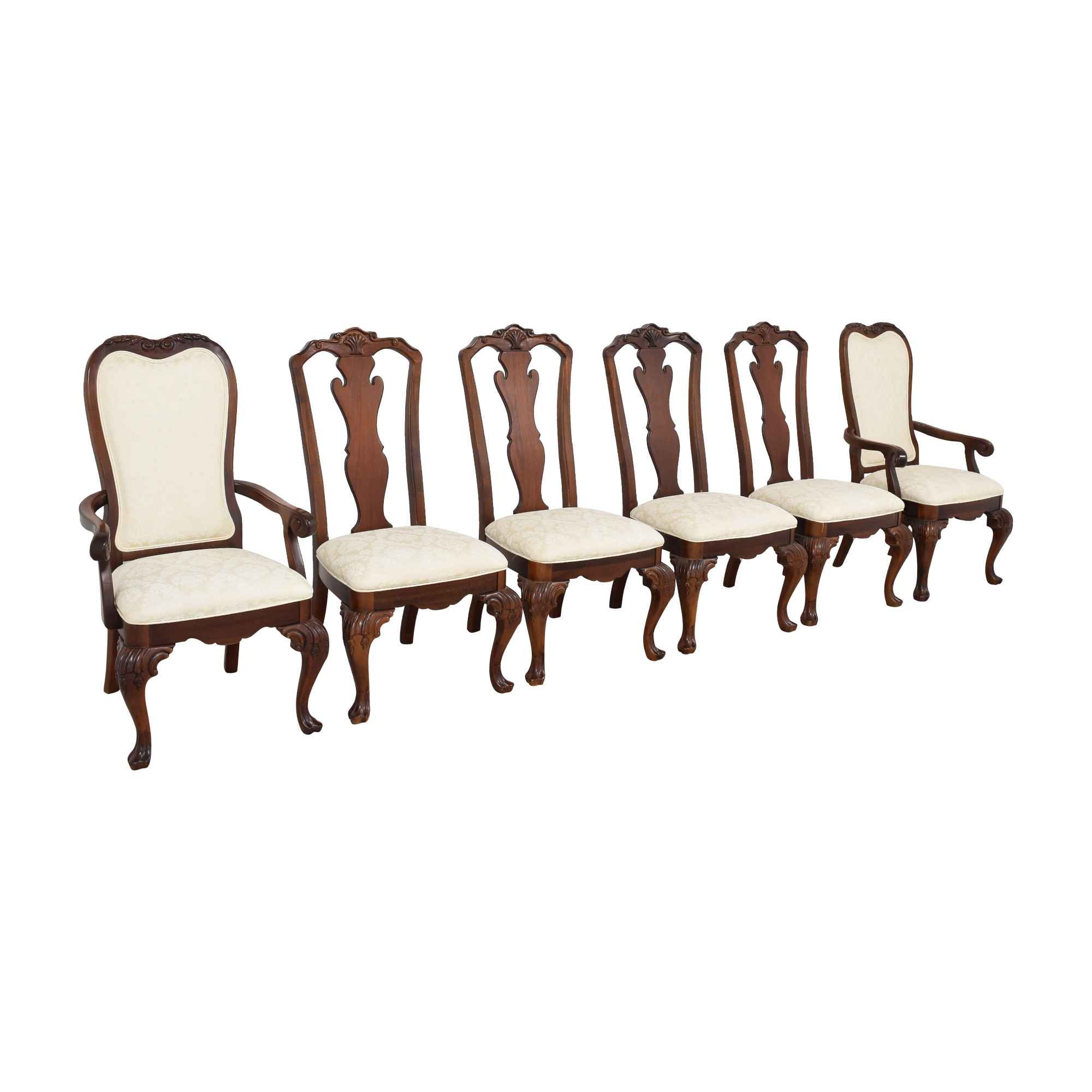 Thomasville Thomasville Upholstered Dining Chairs on sale
