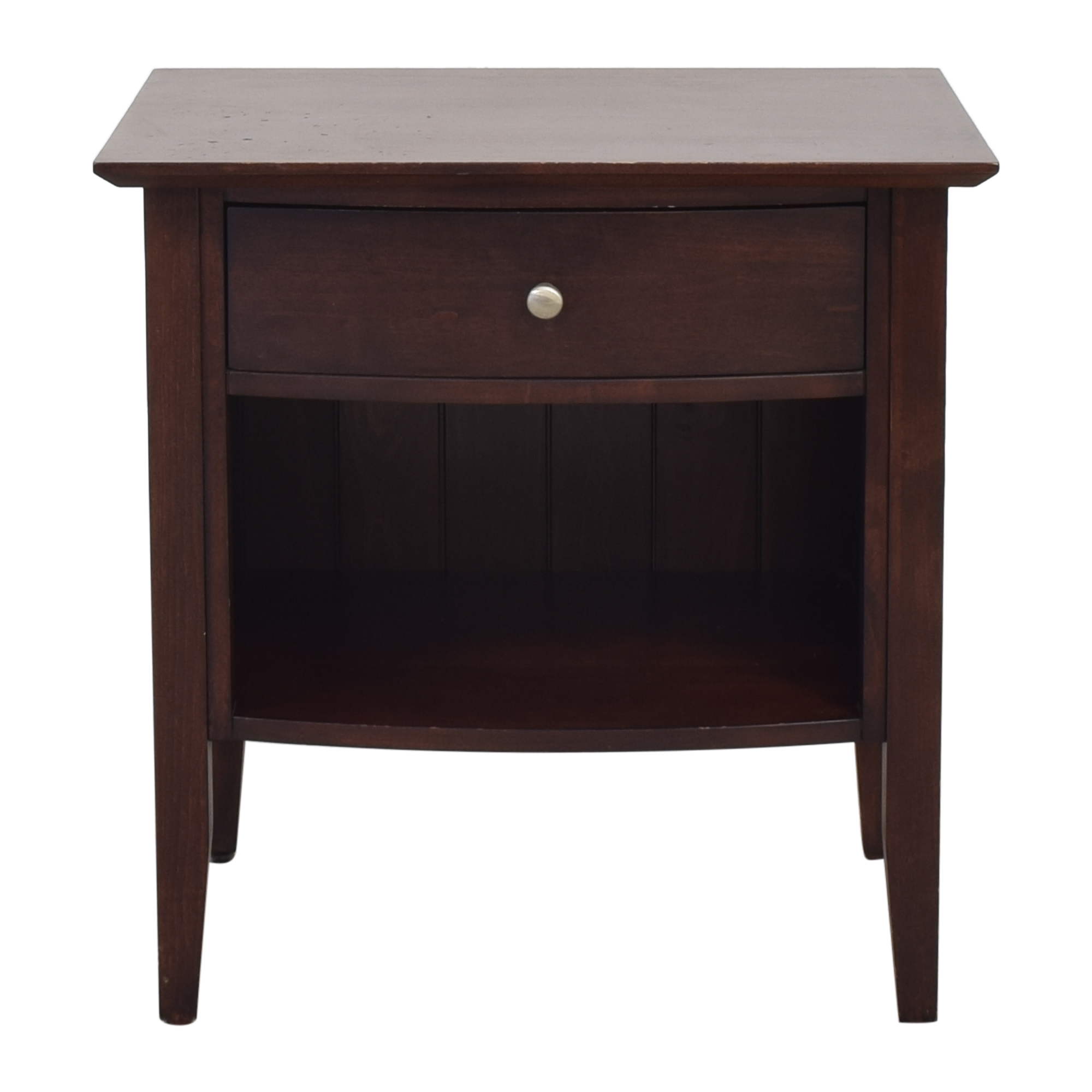 Single Drawer Nightstand nyc