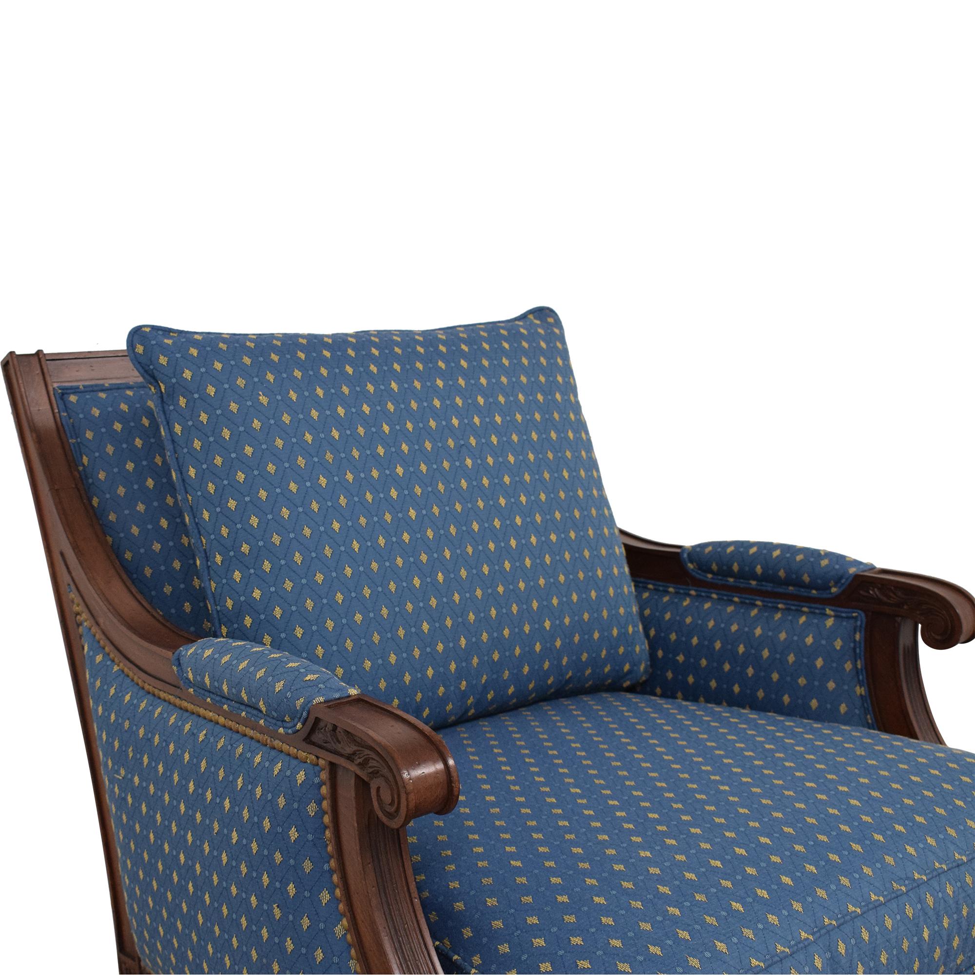 buy Ethan Allen Accent Chair Ethan Allen Accent Chairs