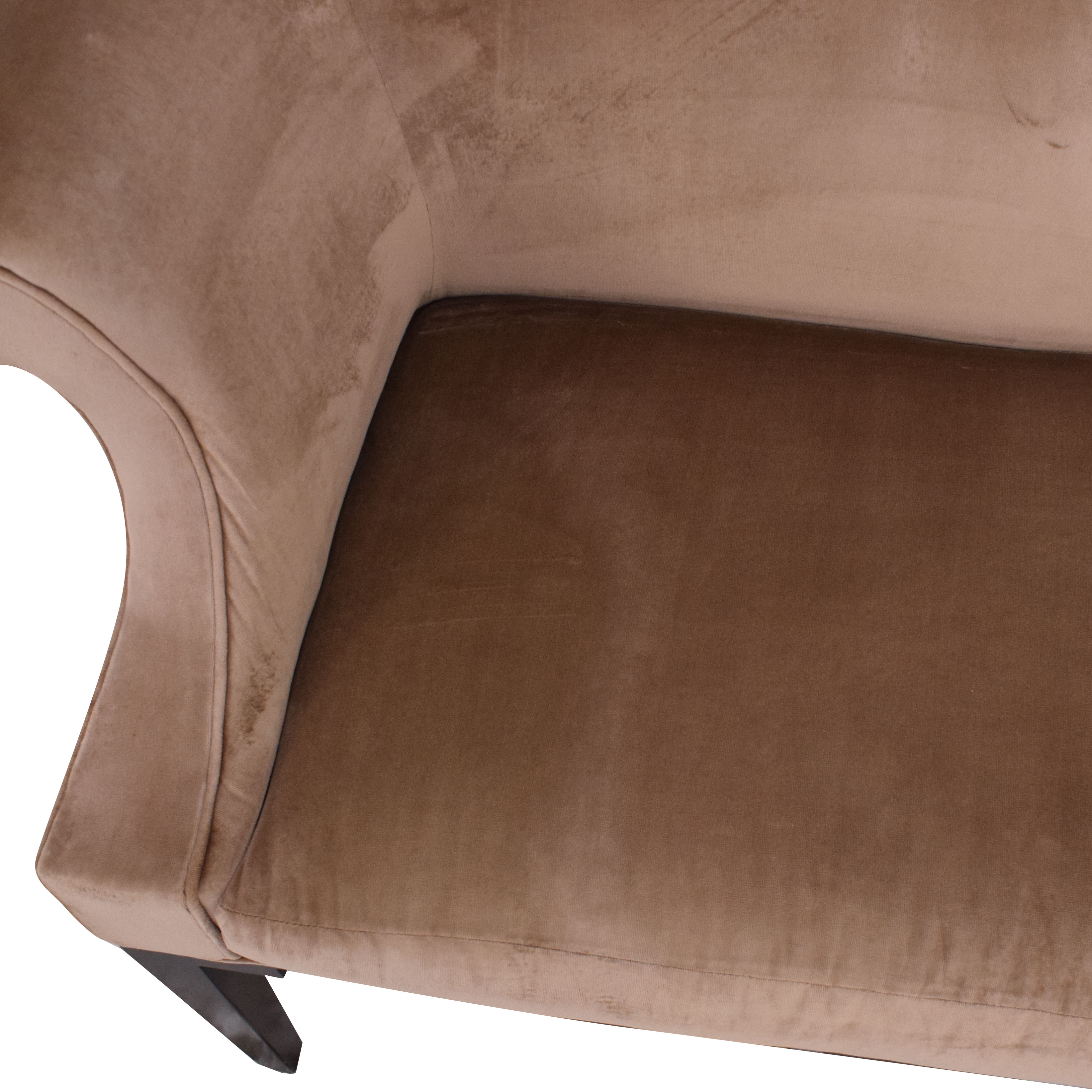 Baker Furniture Baker Castle Corner Chair nyc