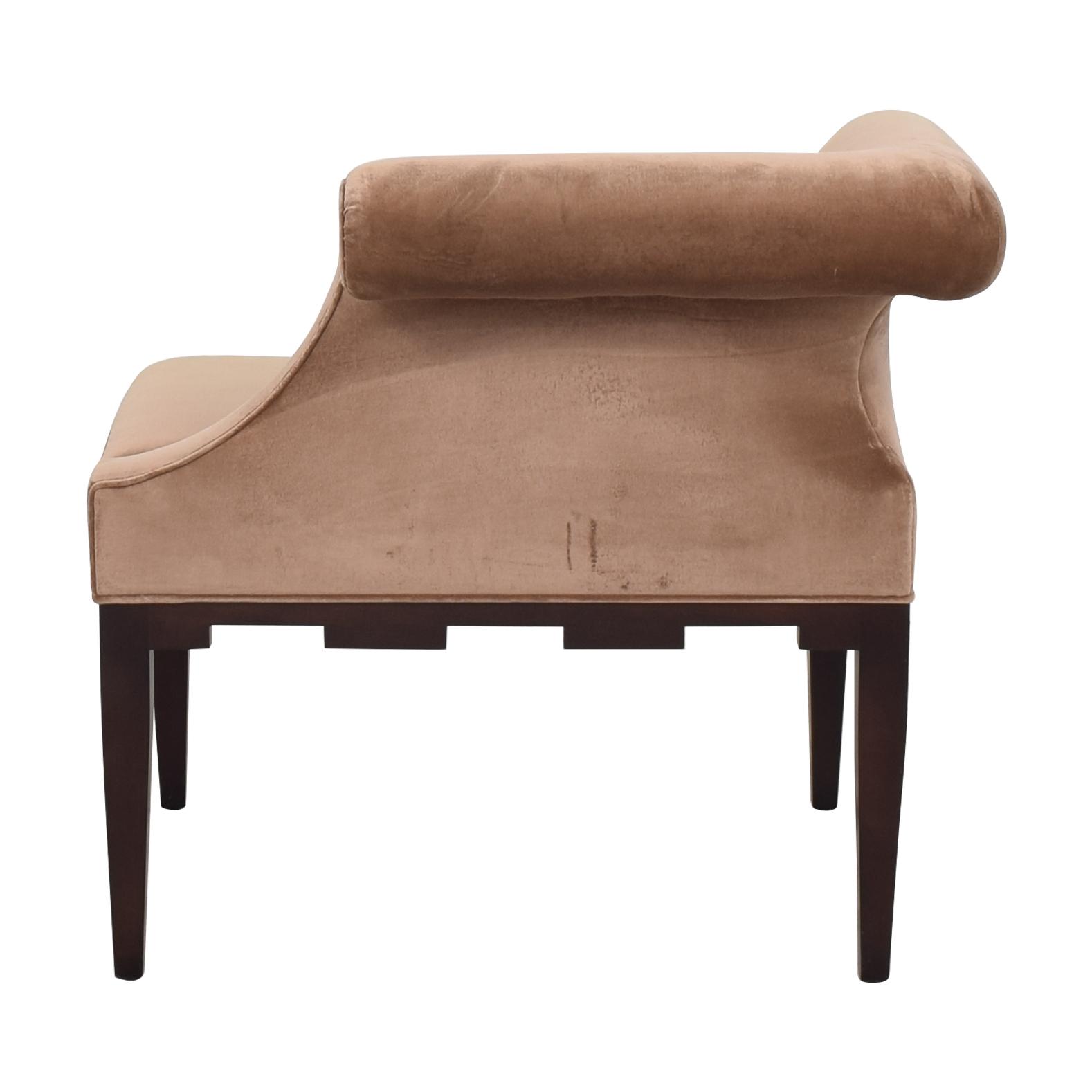 Baker Castle Corner Chair Baker Furniture