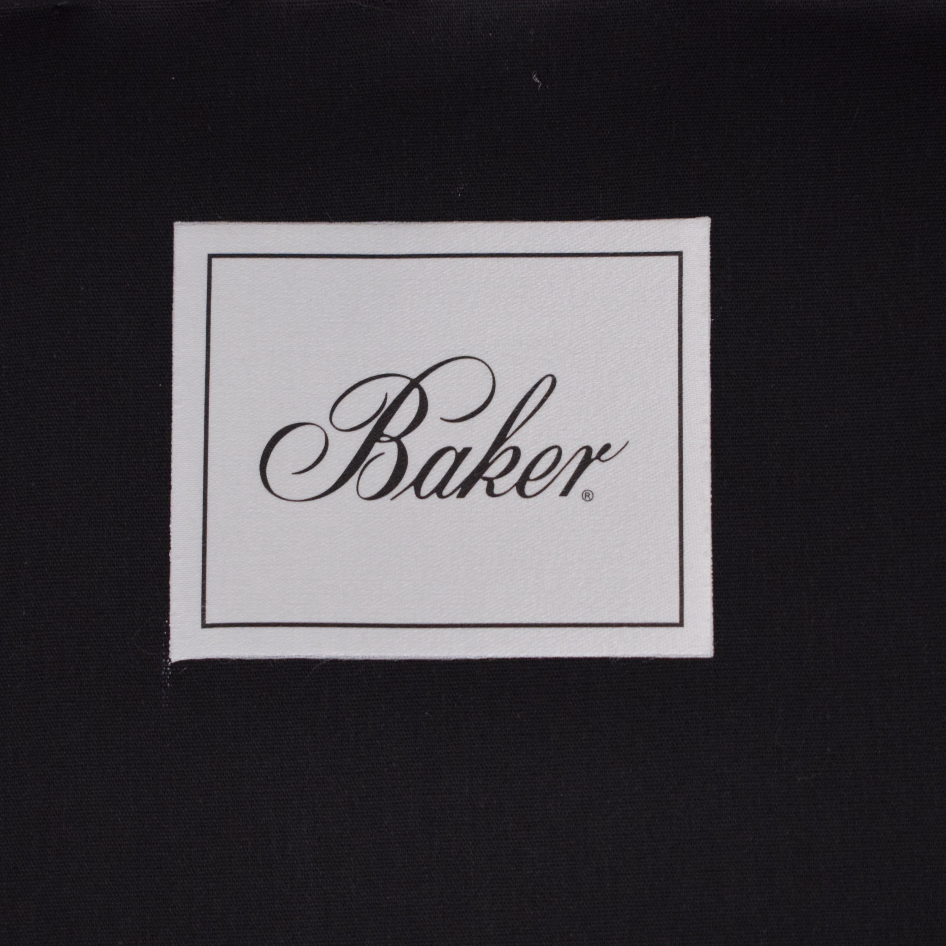Baker Furniture Baker Castle Corner Chair