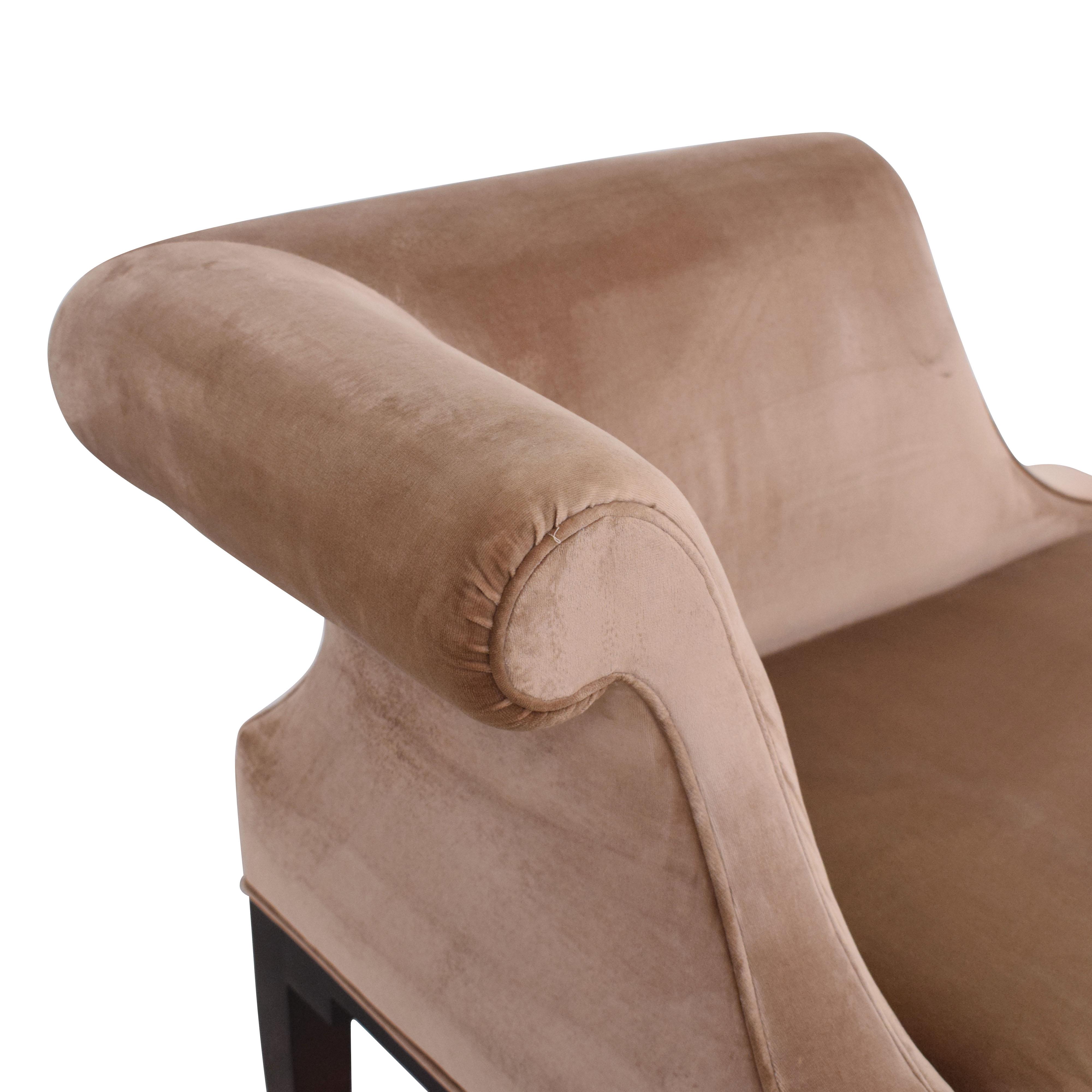buy Baker Castle Corner Chair Baker Furniture
