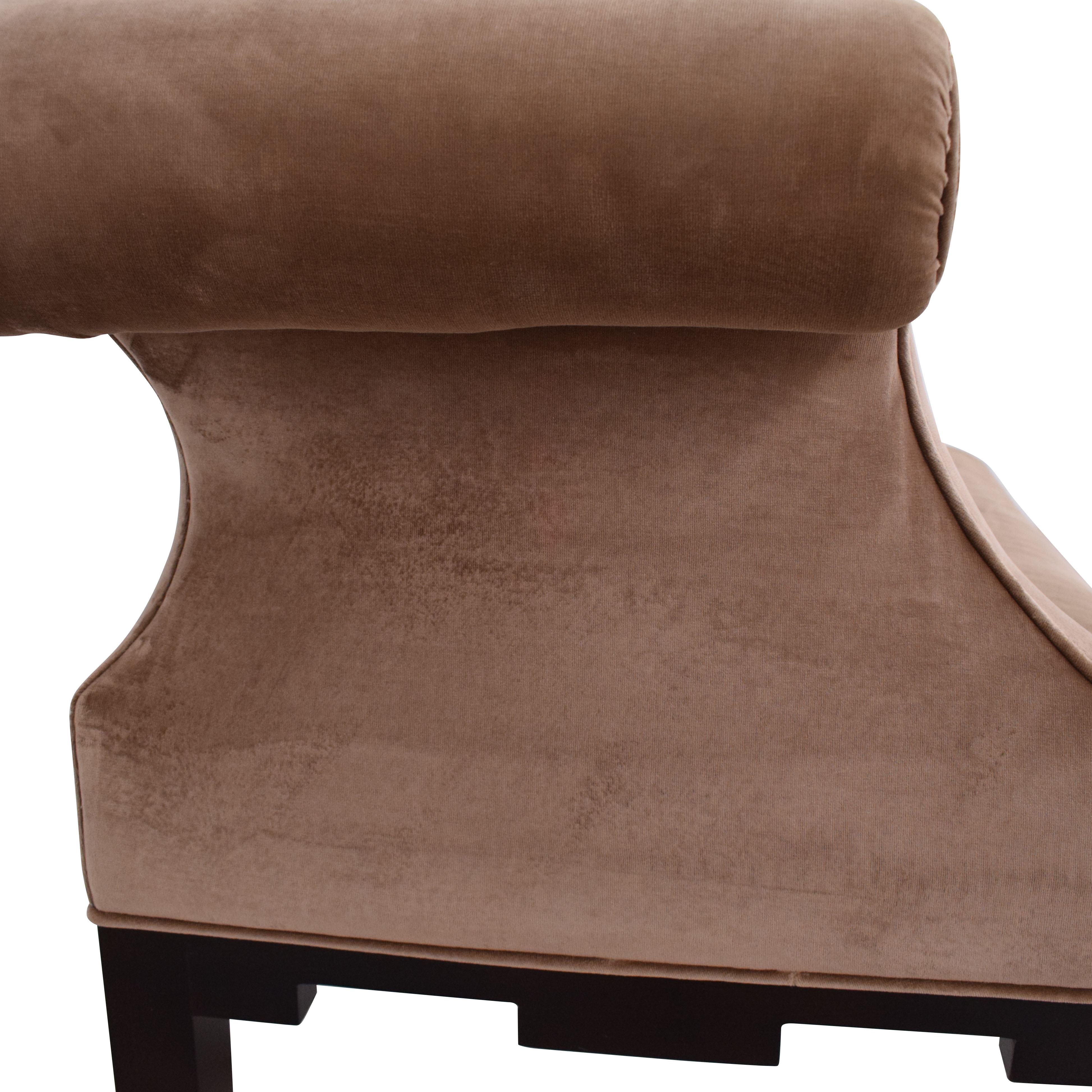 Baker Castle Corner Chair / Accent Chairs