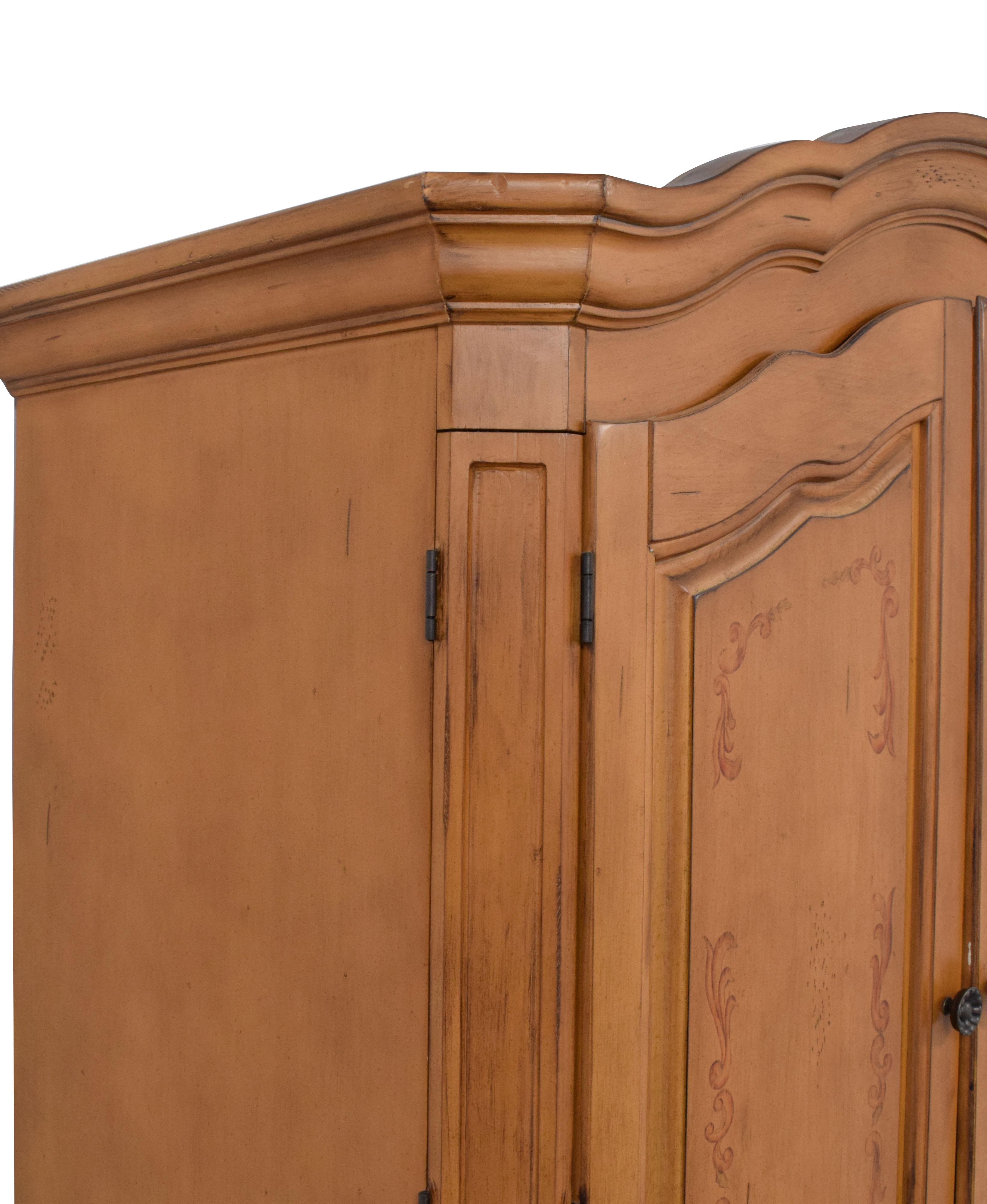 Hooker Furniture Oversized Armoire sale