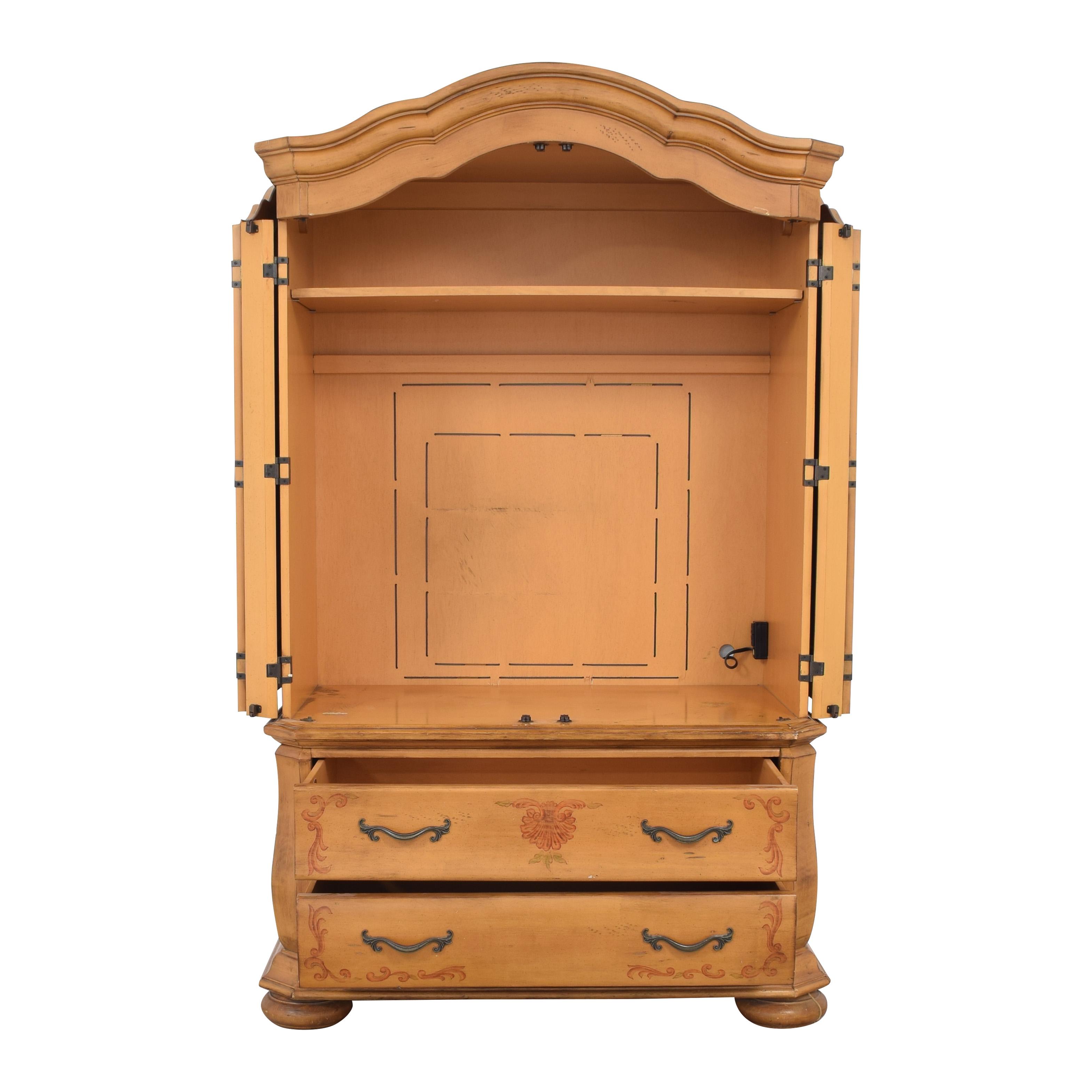 Hooker Furniture Hooker Furniture Oversized Armoire Wardrobes & Armoires