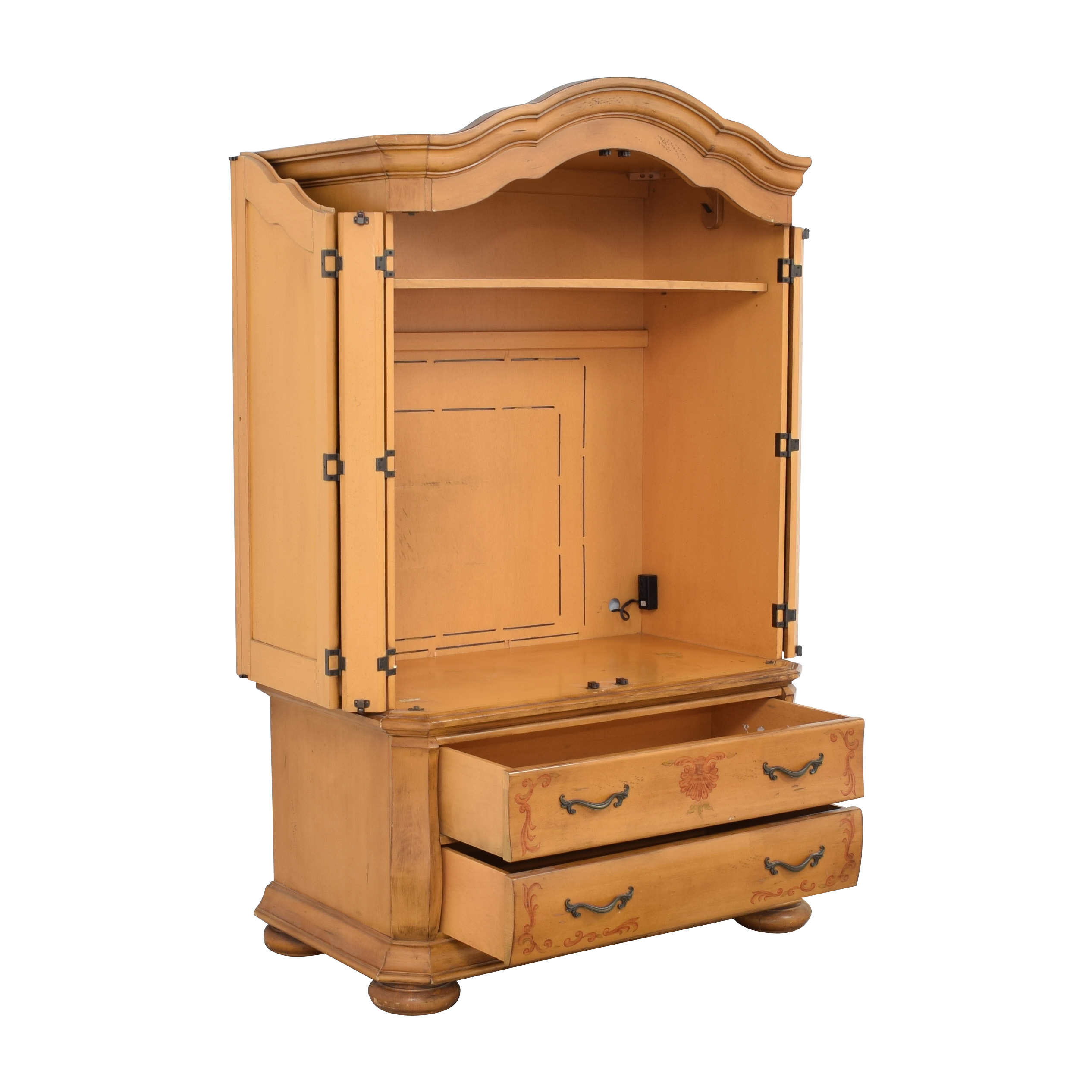 Hooker Furniture Hooker Furniture Oversized Armoire for sale