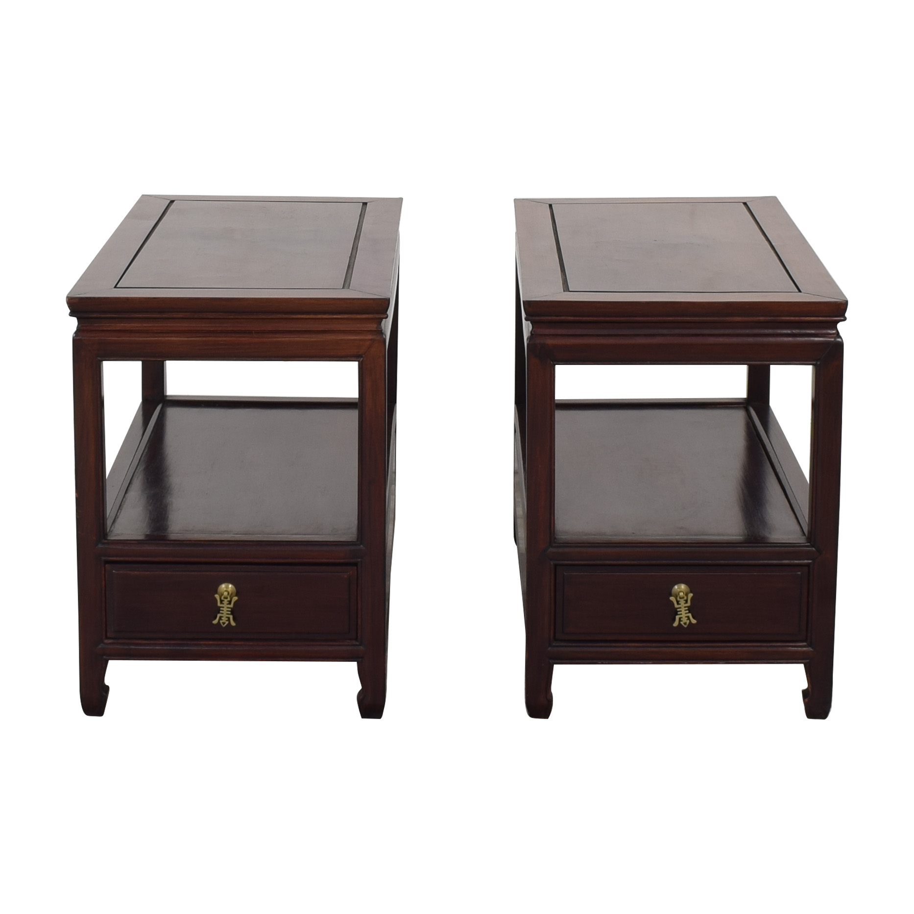 Single Drawer End Tables for sale