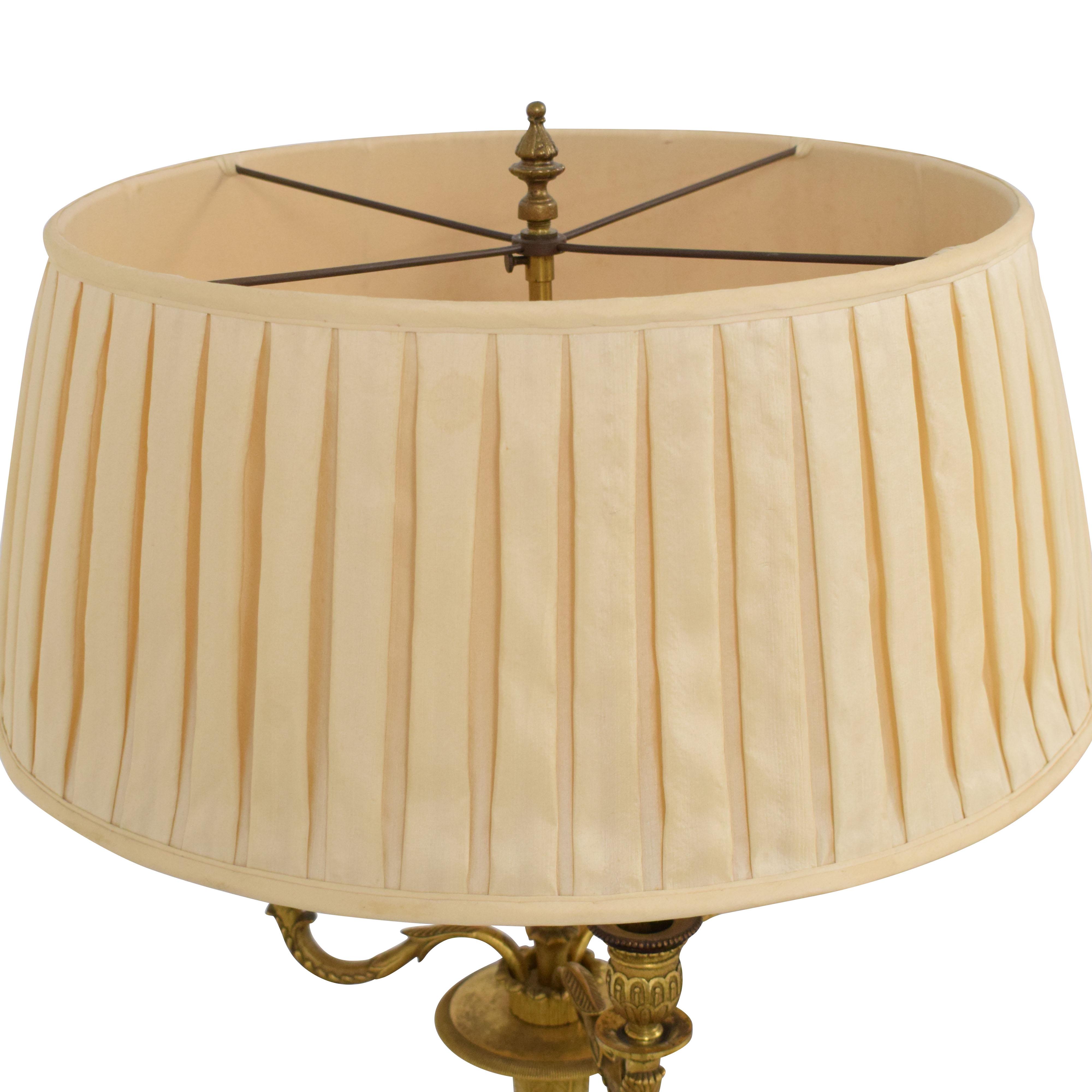 Bronze Candelabra Lamp price