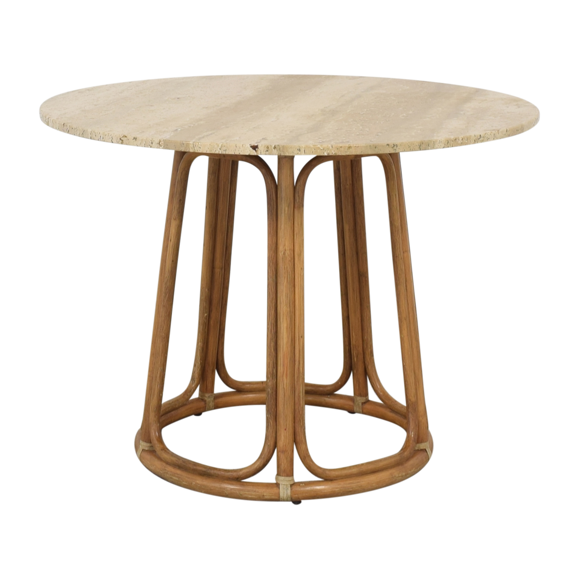 McGuire McGuire Dining Table pa