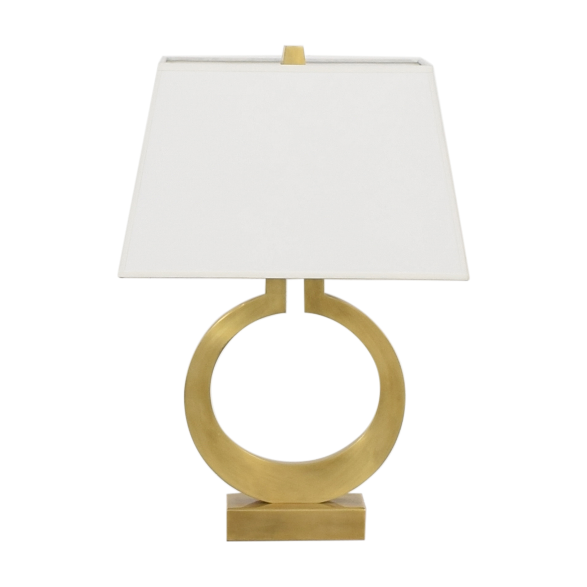 Williams Sonoma Williams Sonoma Madison Table Lamp dimensions