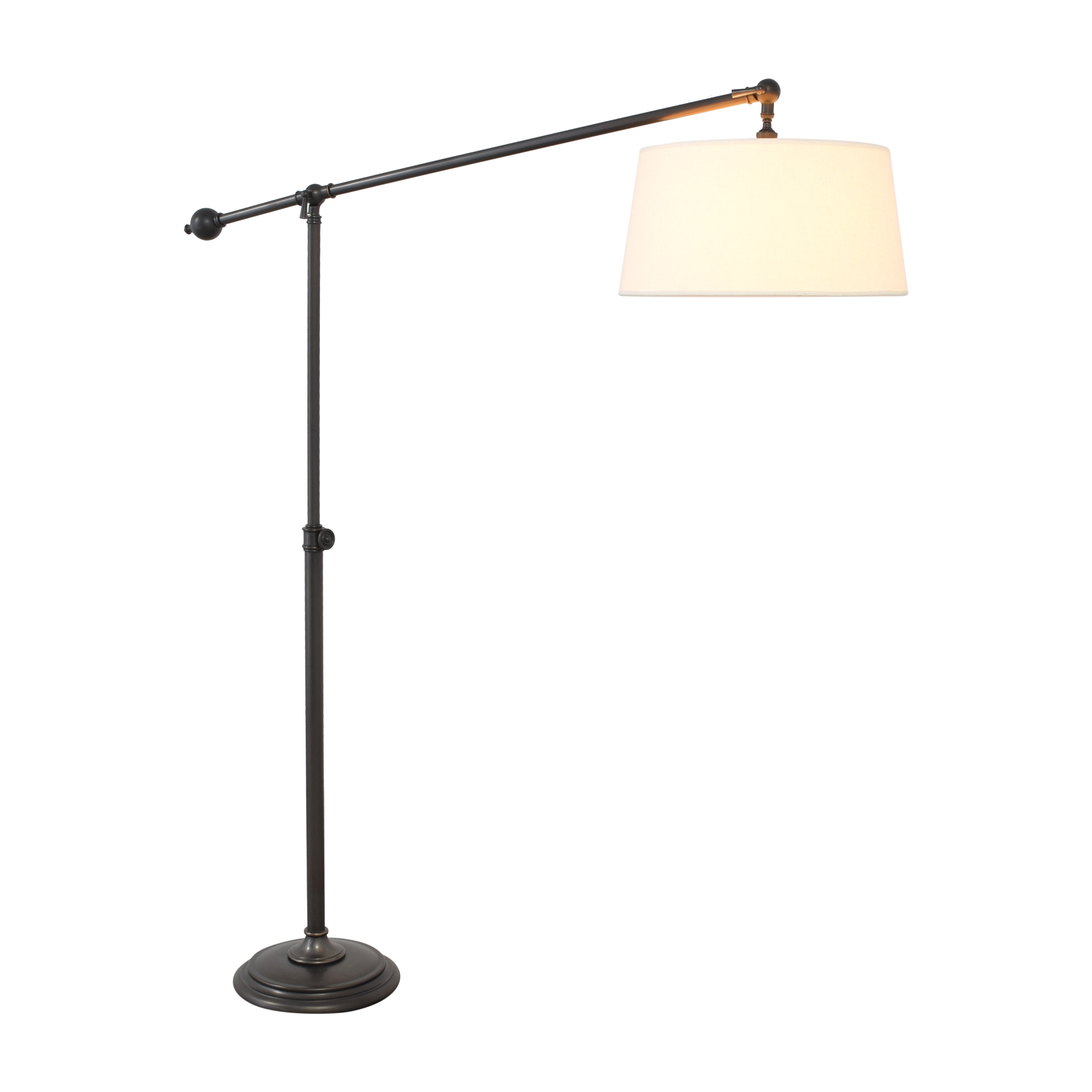 shop Pottery Barn Pottery Barn Swing-Arm Floor Lamp online