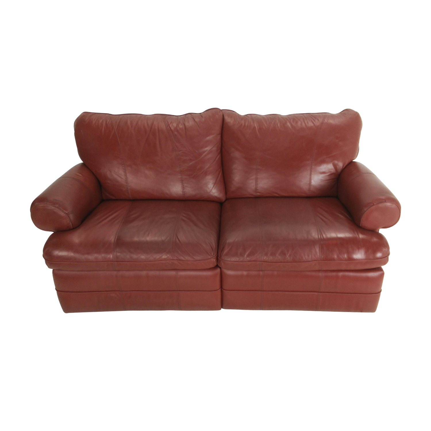 buy La-Z-Boy Red Recliner Couch La-Z-Boy Classic Sofas