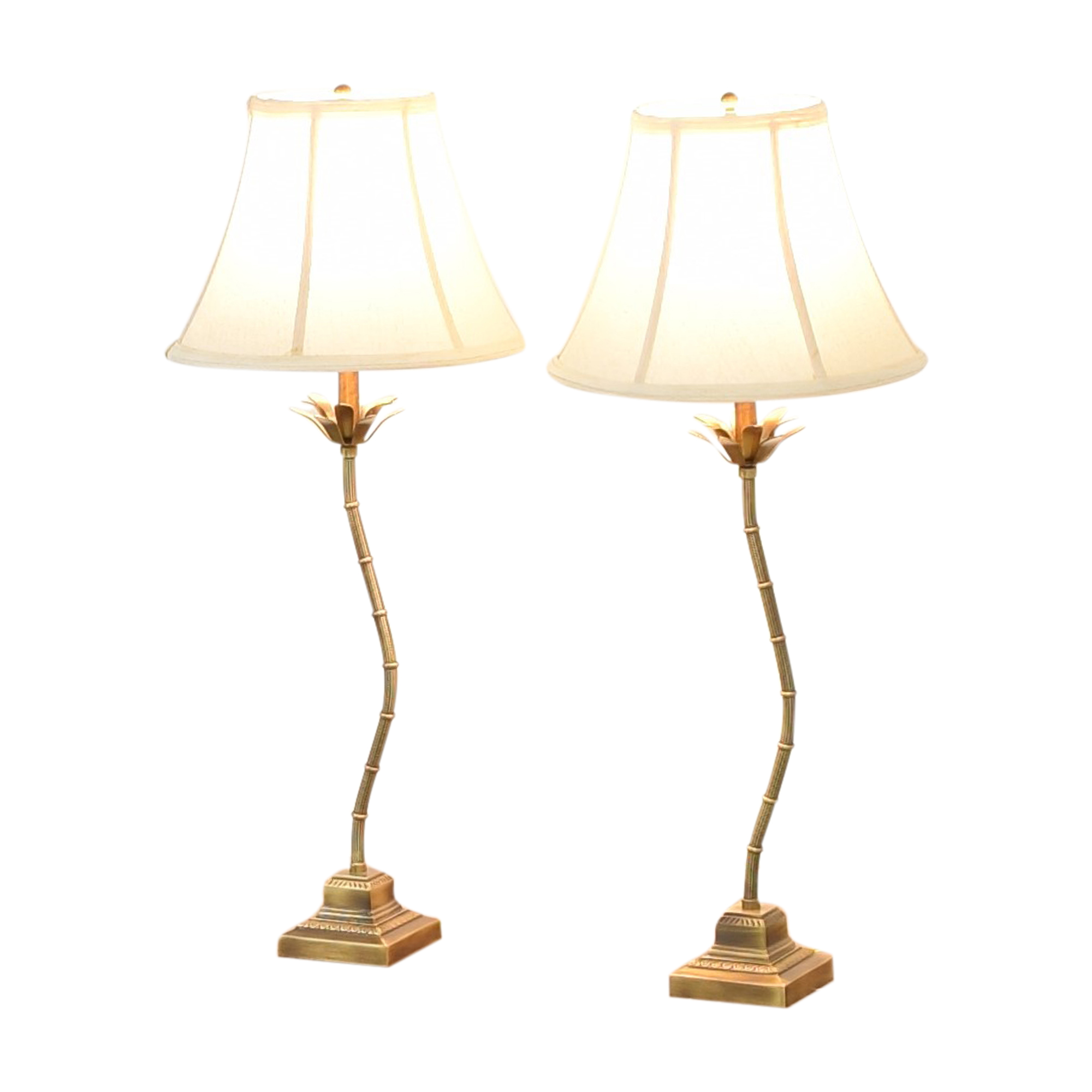 Bamboo Table Lamps nyc