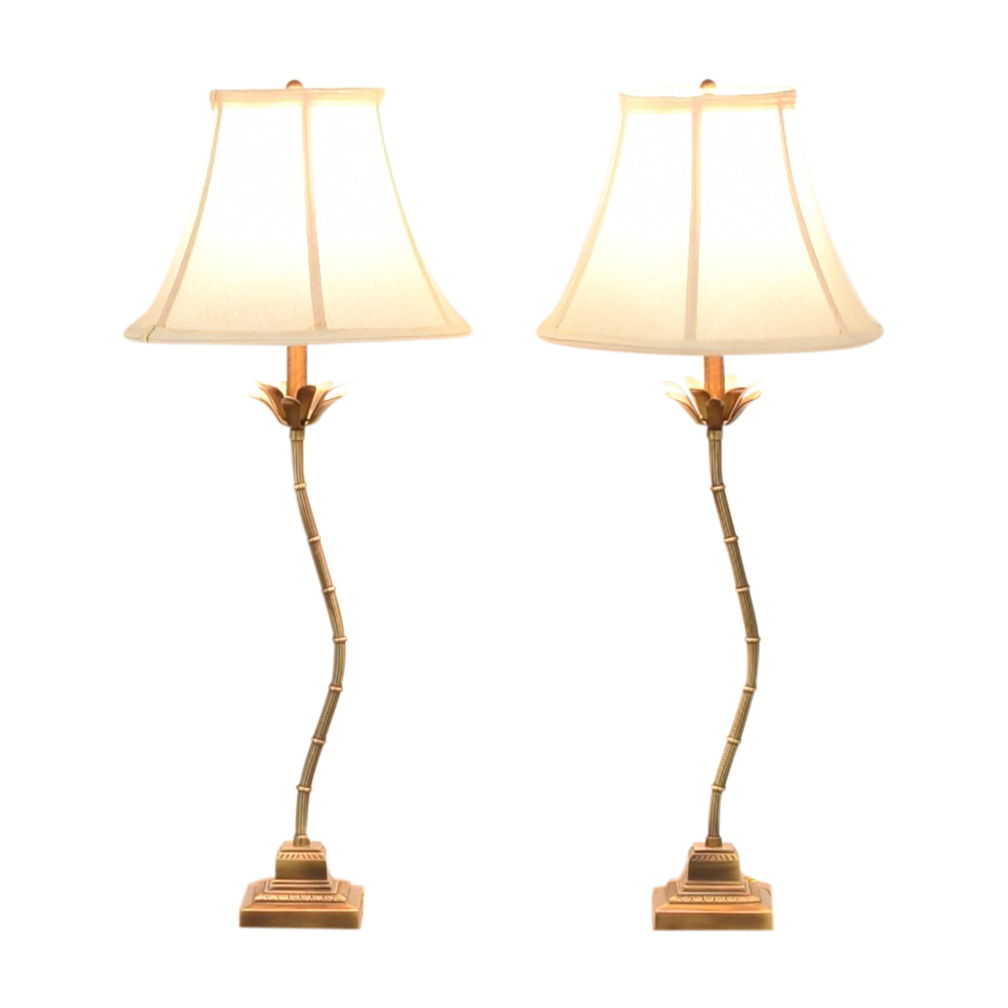 Bamboo Table Lamps Decor