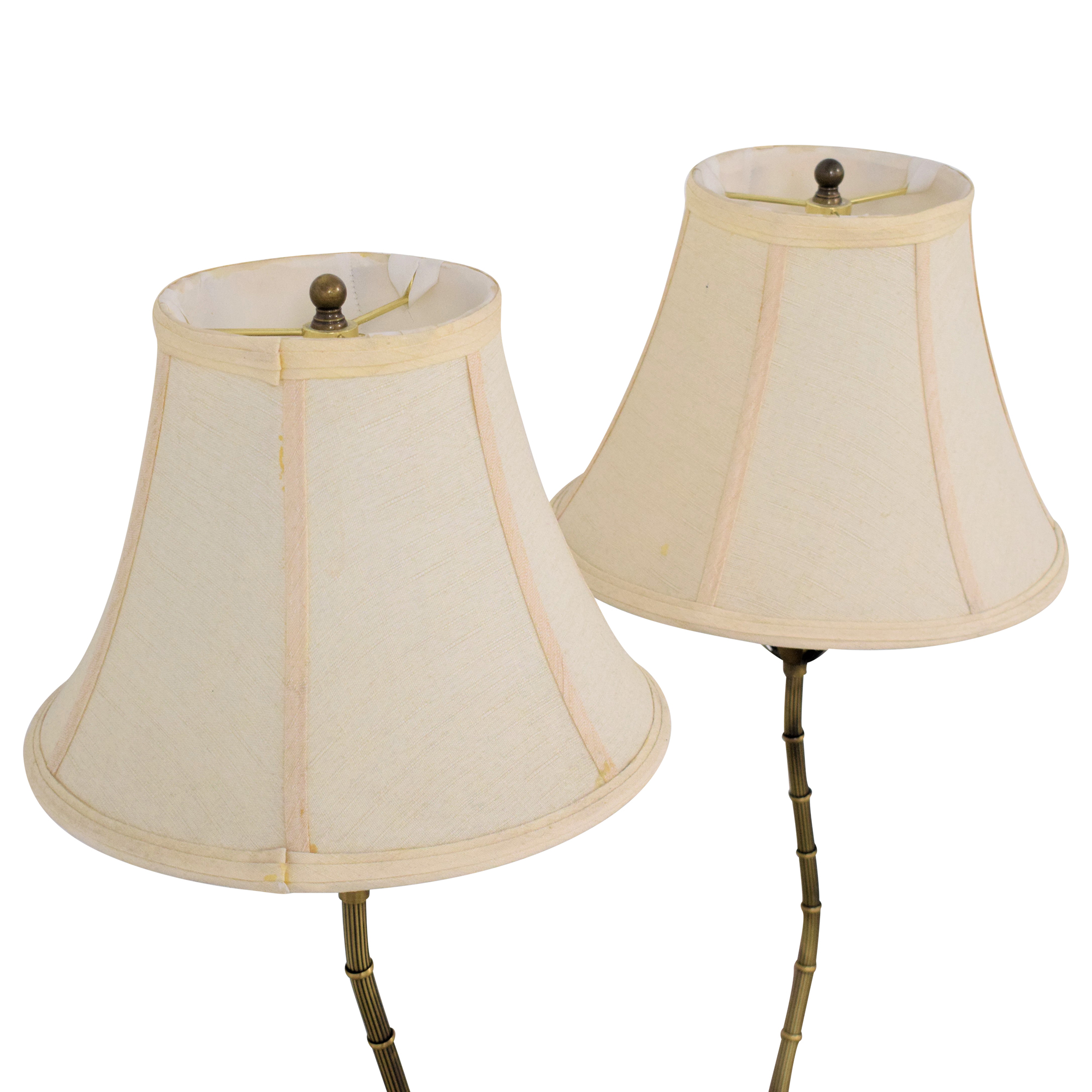 Bamboo Table Lamps / Lamps