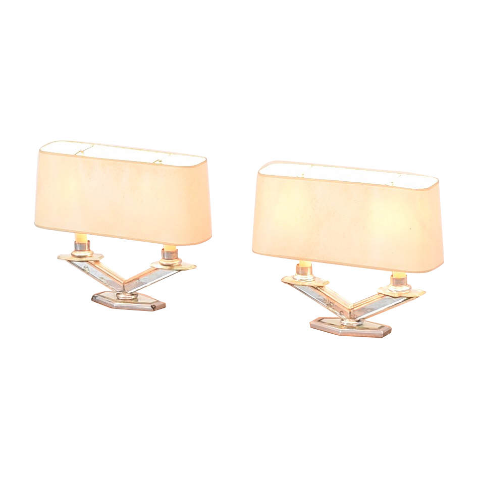 Vintage Style Table Lamps ma