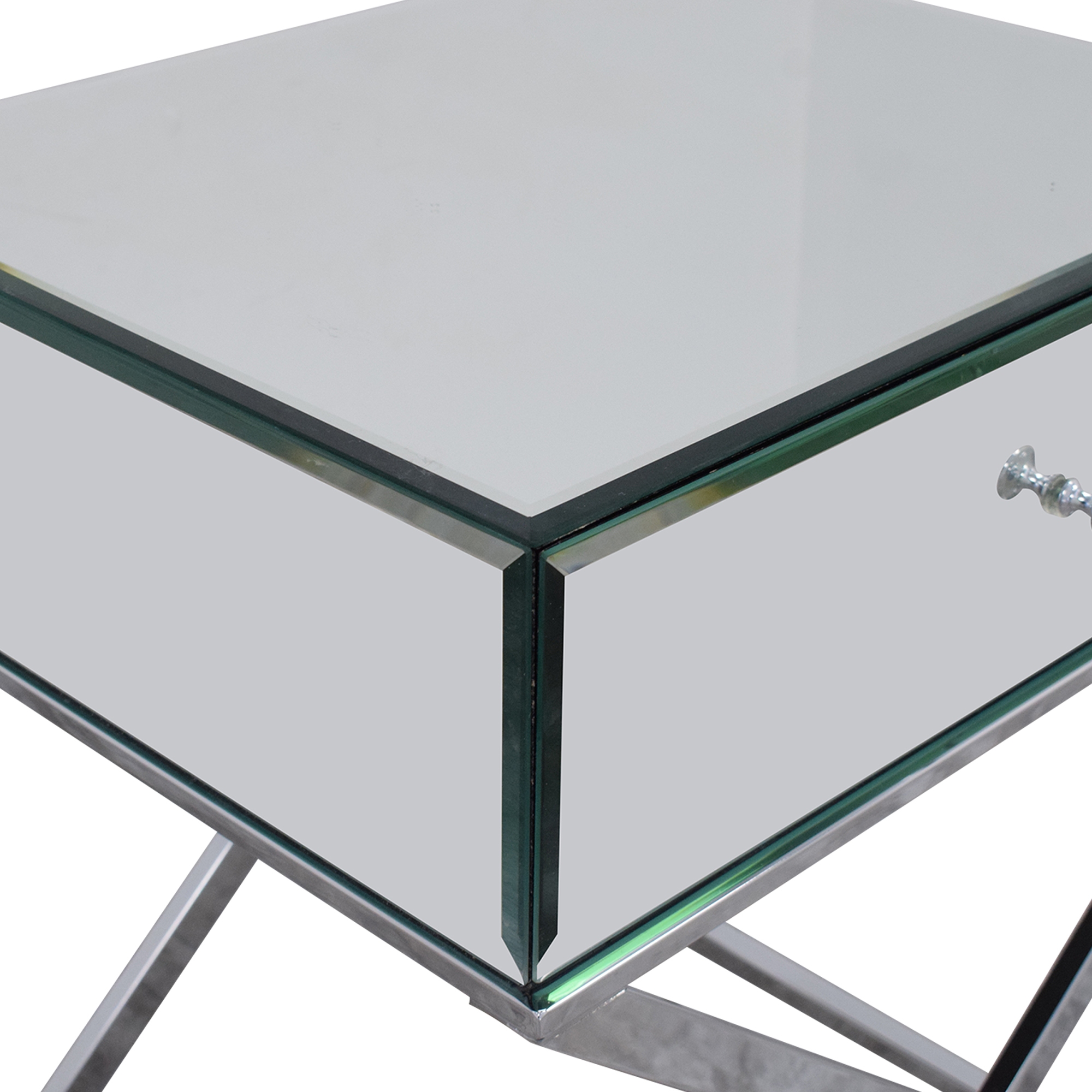 Wayfair Desidério End Table With Storage / Tables