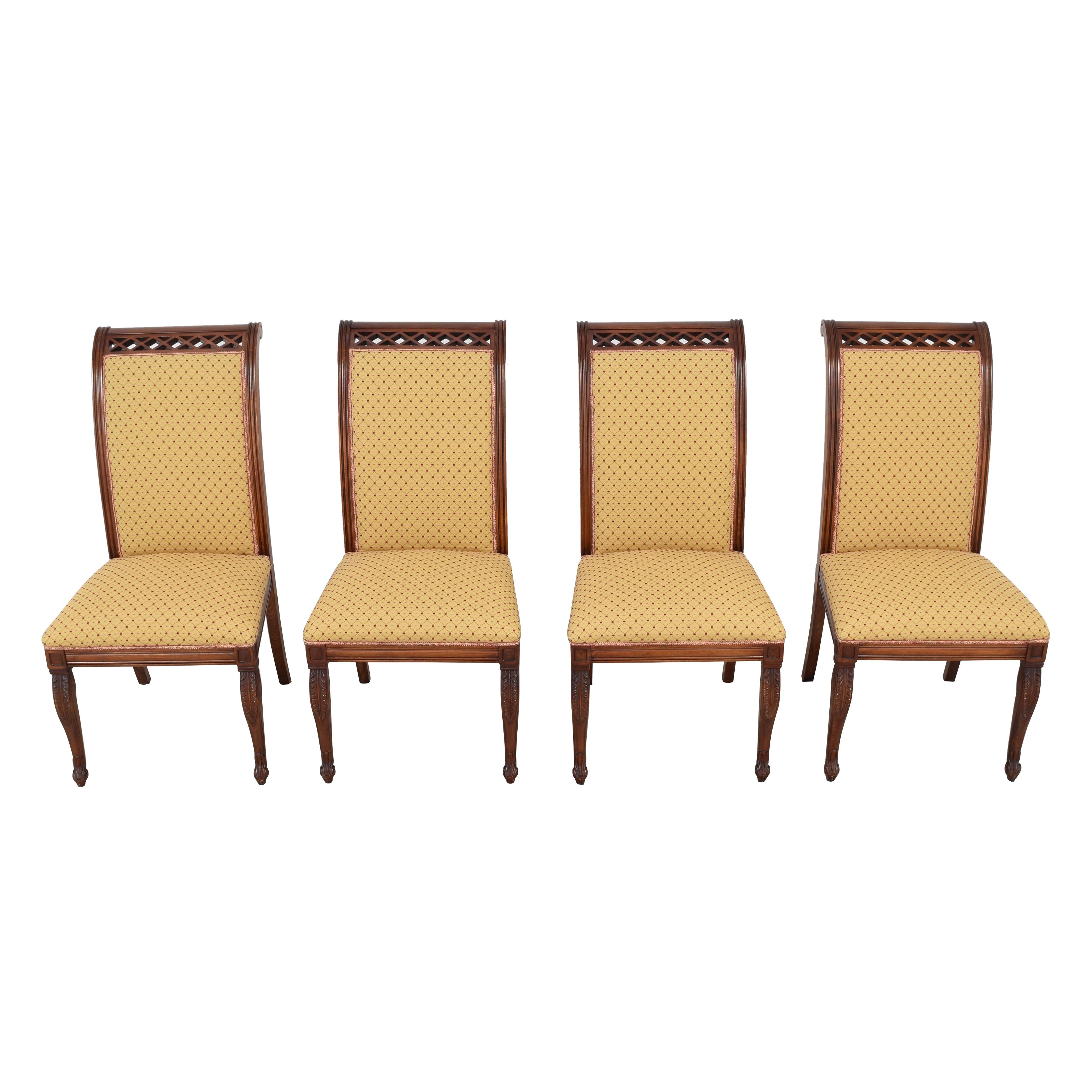KPS Furnishings KPS Furnishings Custom Dining Chairs second hand
