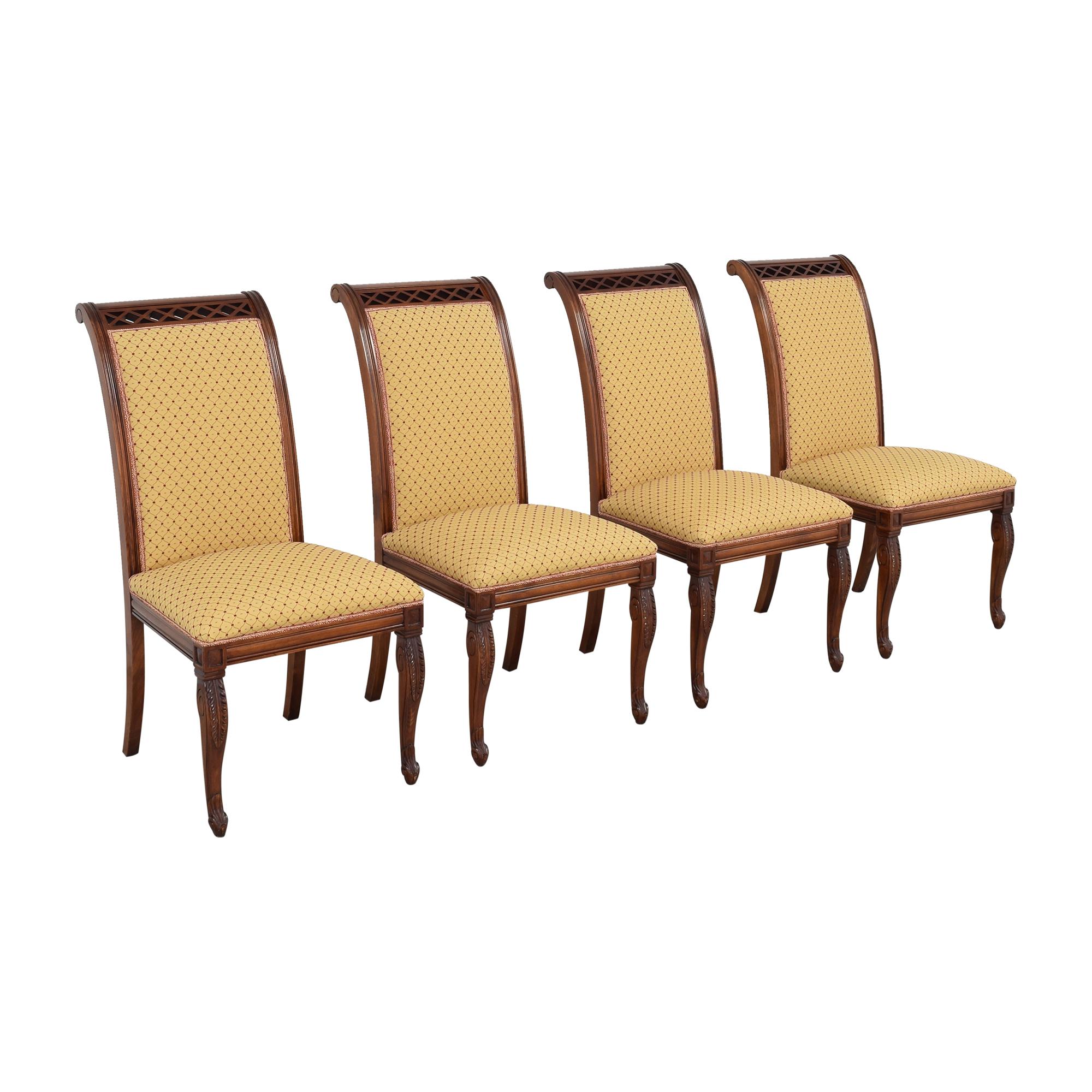 KPS Furnishings KPS Furnishings Custom Dining Chairs dimensions
