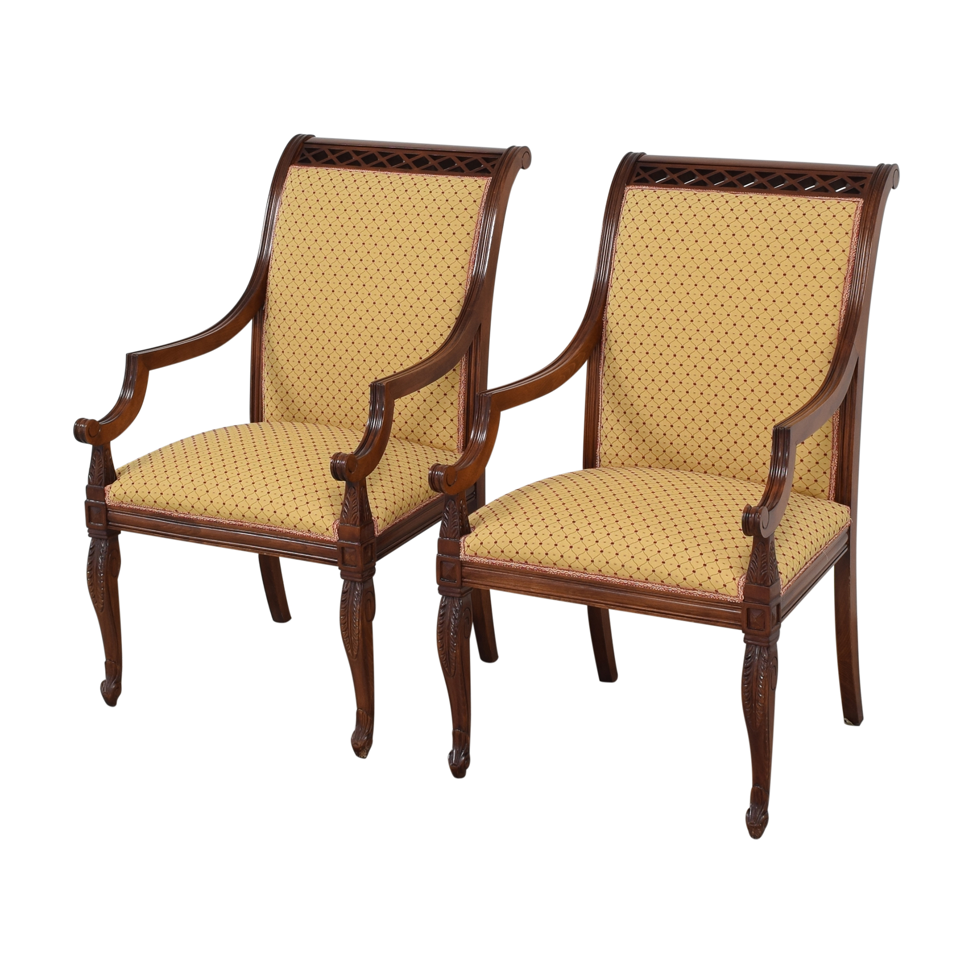 shop KPS Furnishings KPS Furnishings Custom Dining Arm Chairs online