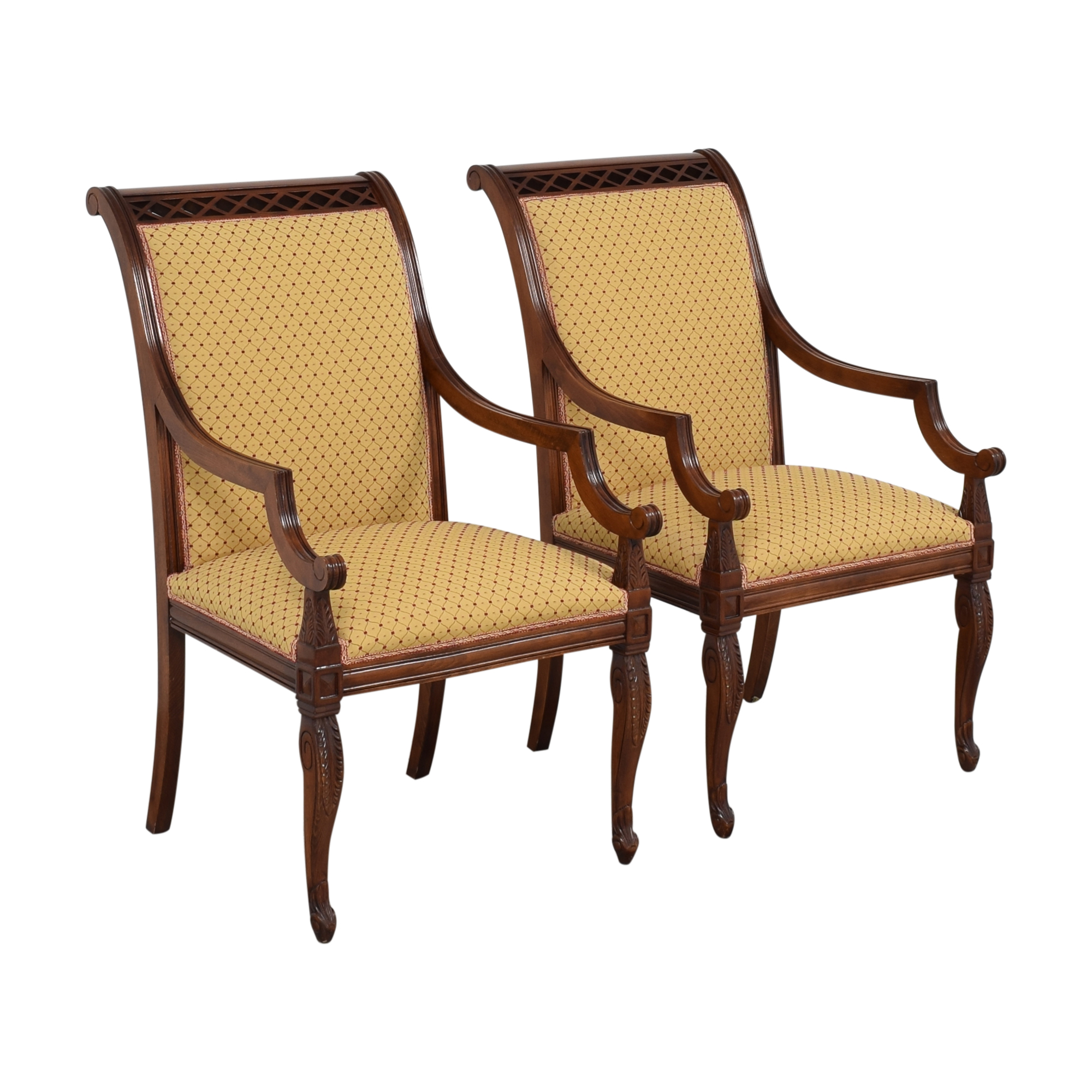 buy KPS Furnishings KPS Furnishings Custom Dining Arm Chairs online