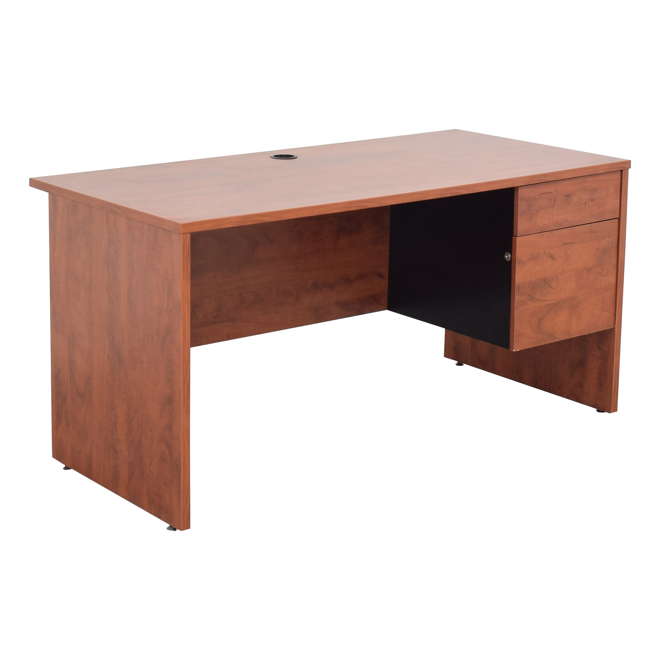 buy Glenwood Desk with Two Drawers Glenwood Tables