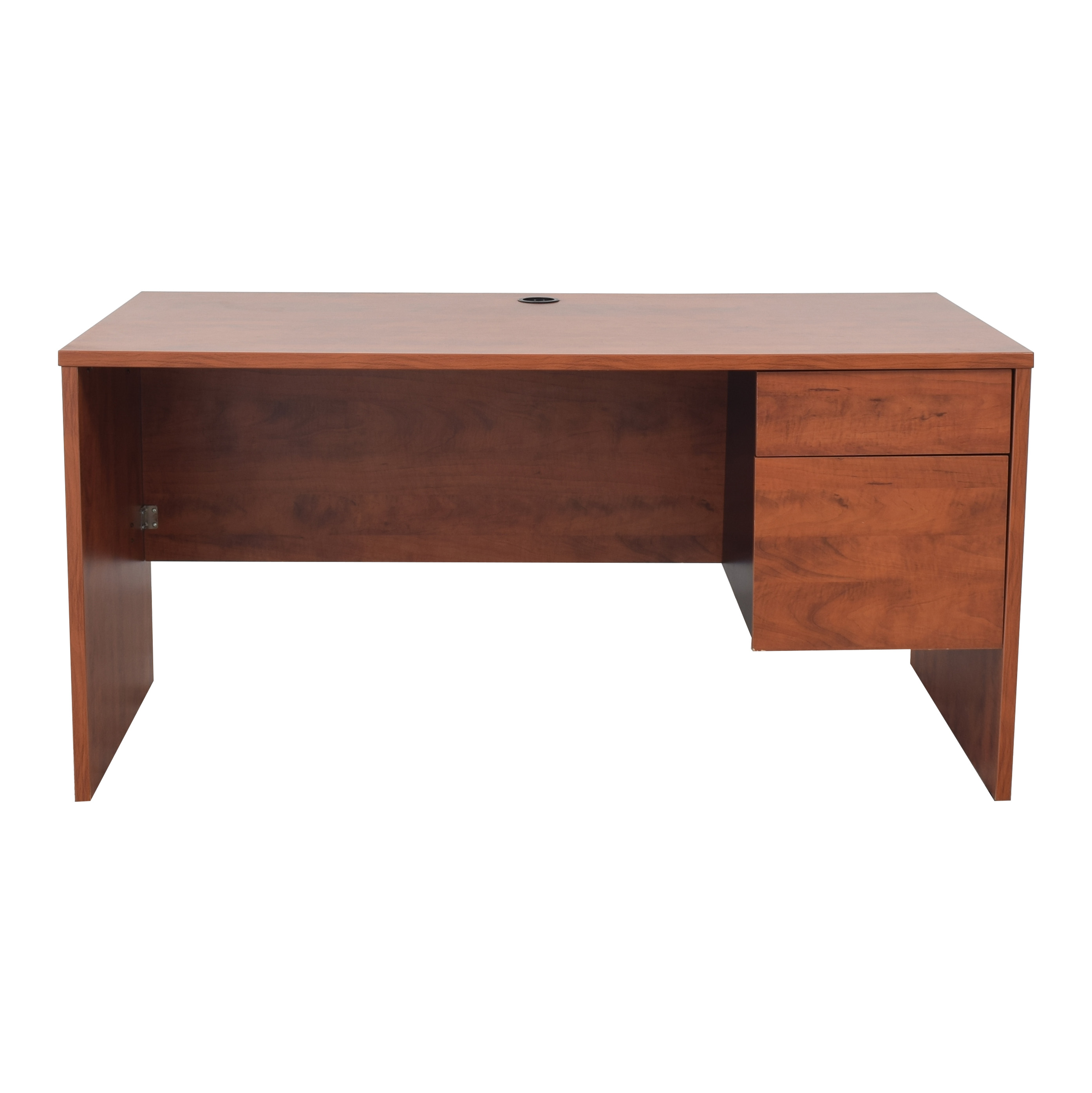 Glenwood Glenwood Desk with Two Drawers dimensions