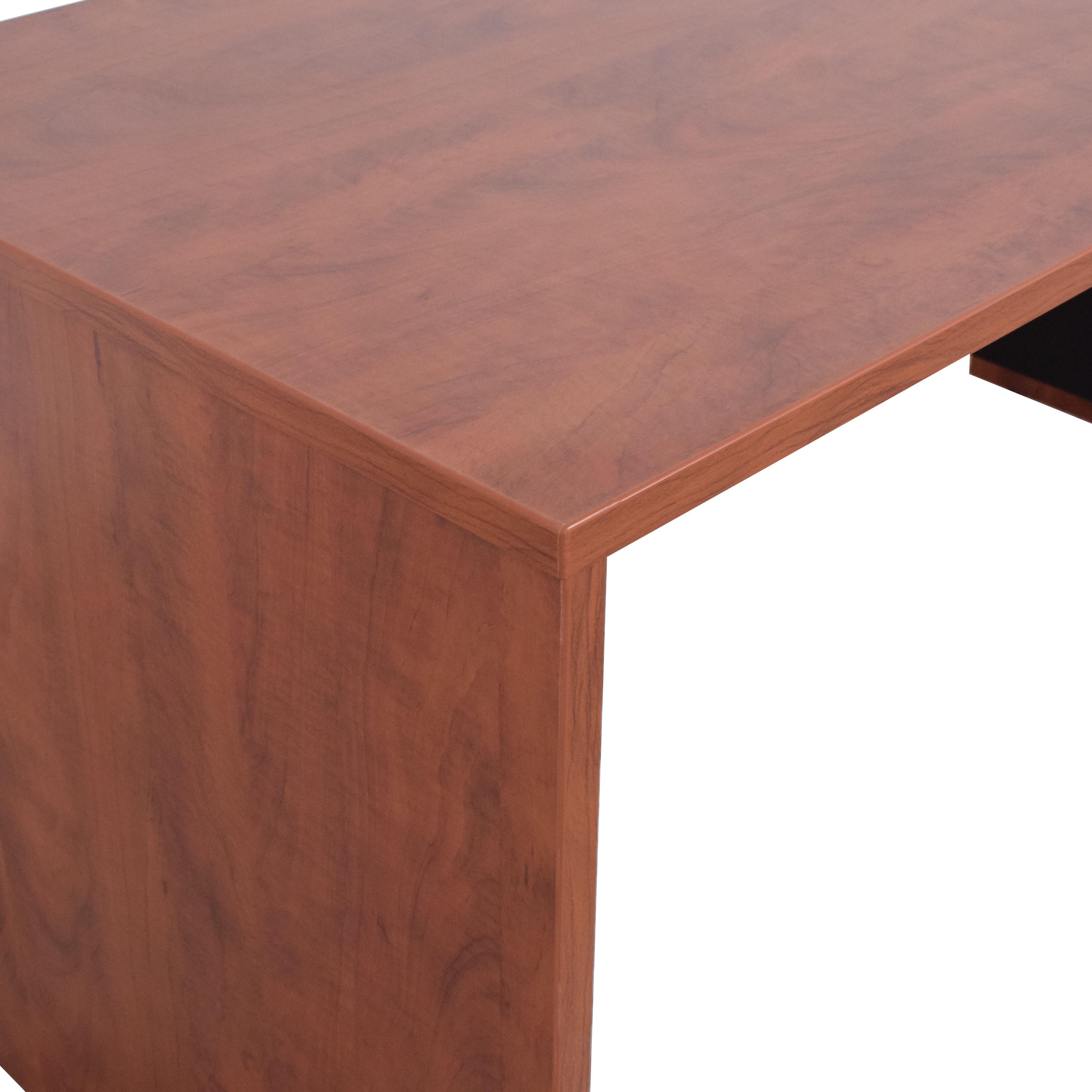 Glenwood Glenwood Desk with Two Drawers Tables