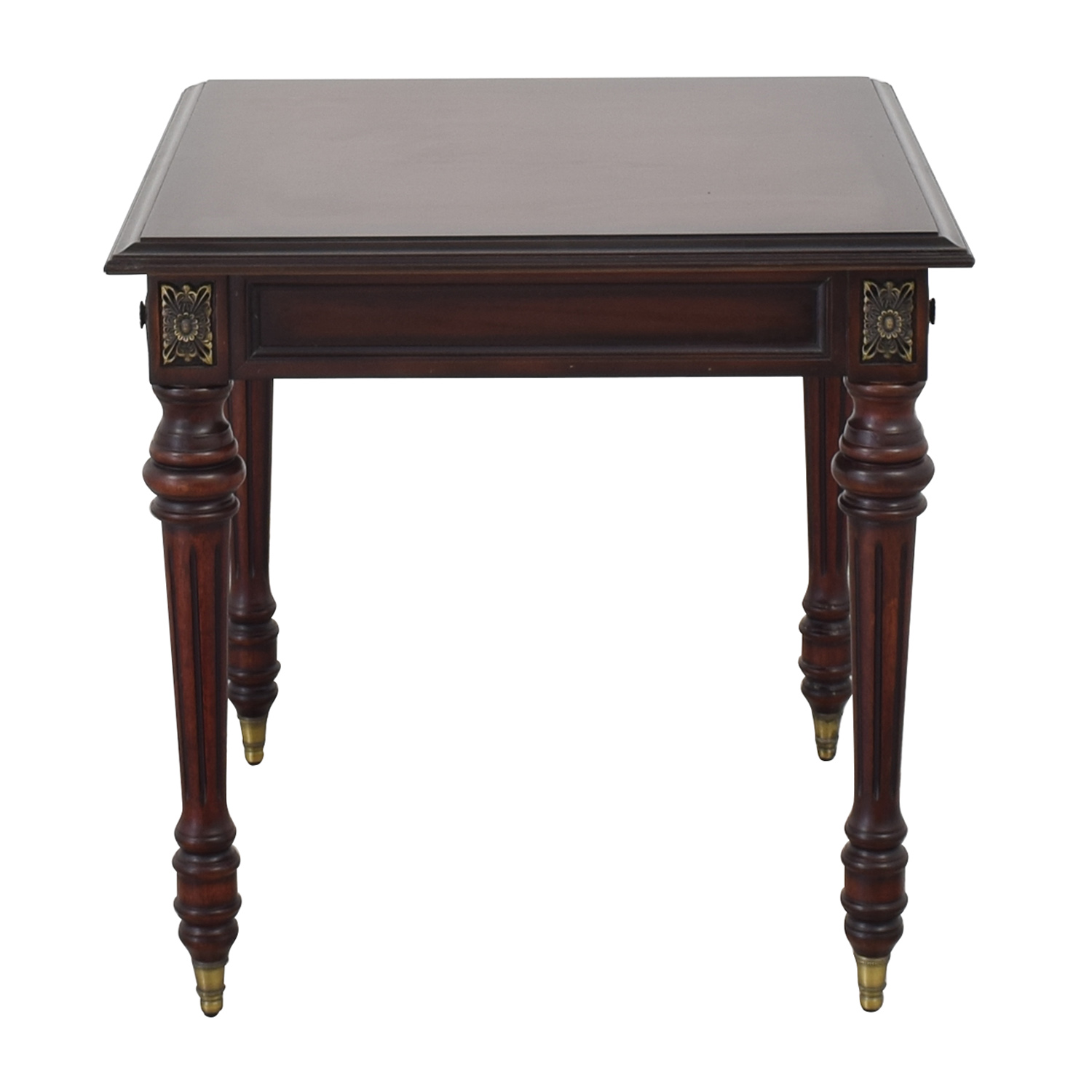 buy One Kings Lane Square End Table One Kings Lane