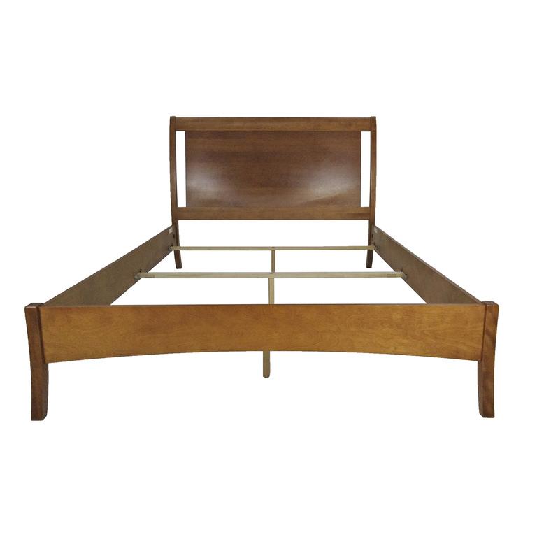 Macy's Macy's Solid Wood Queen Bedframe